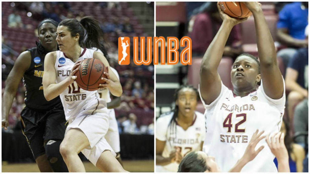 Two Noles Picked in WNBA Draft