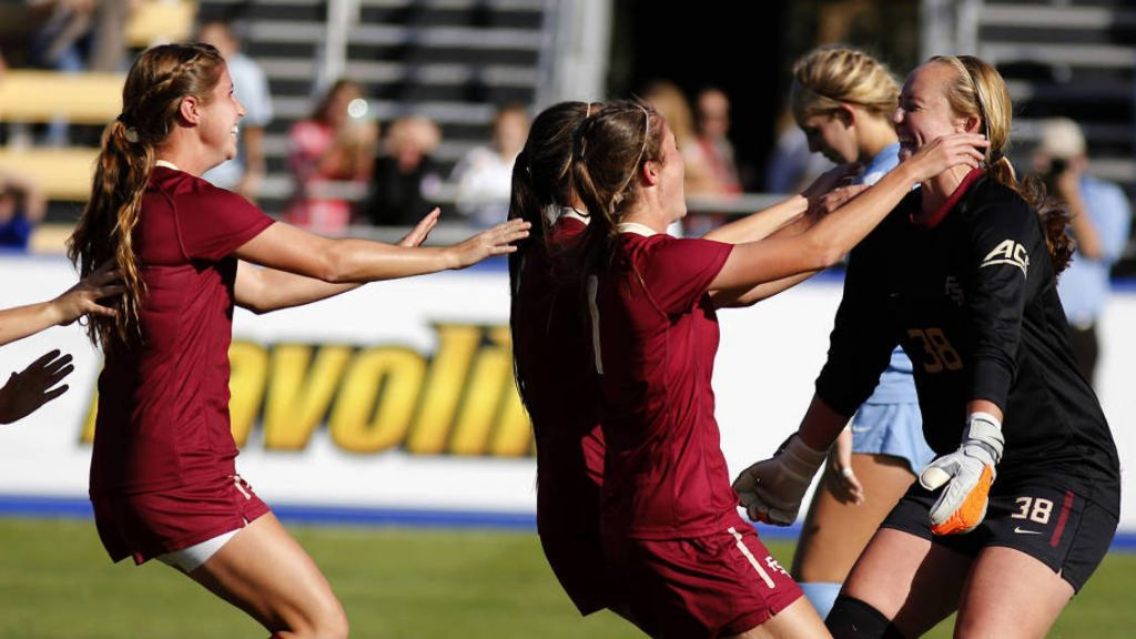No. 10 Noles Host Samford in NCAA First Round Match