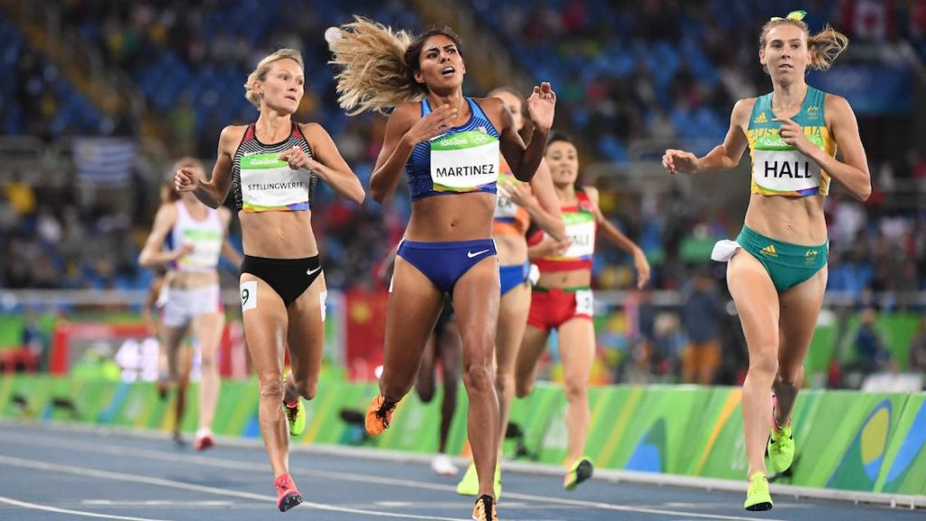 Tested Quigley Set For Olympic Debut; Hall And Lagat Shine