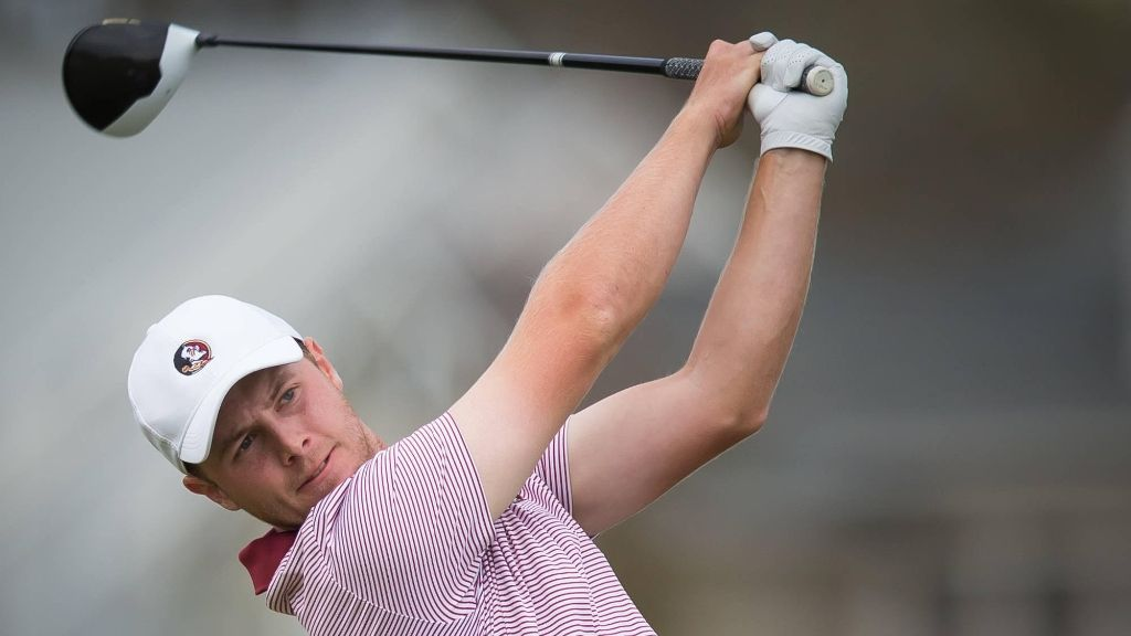 Men's Golf Ties for Second at Southwood