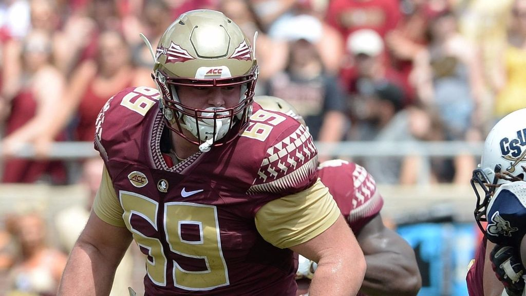 Dickerson Named to All-ACC Academic Football Team