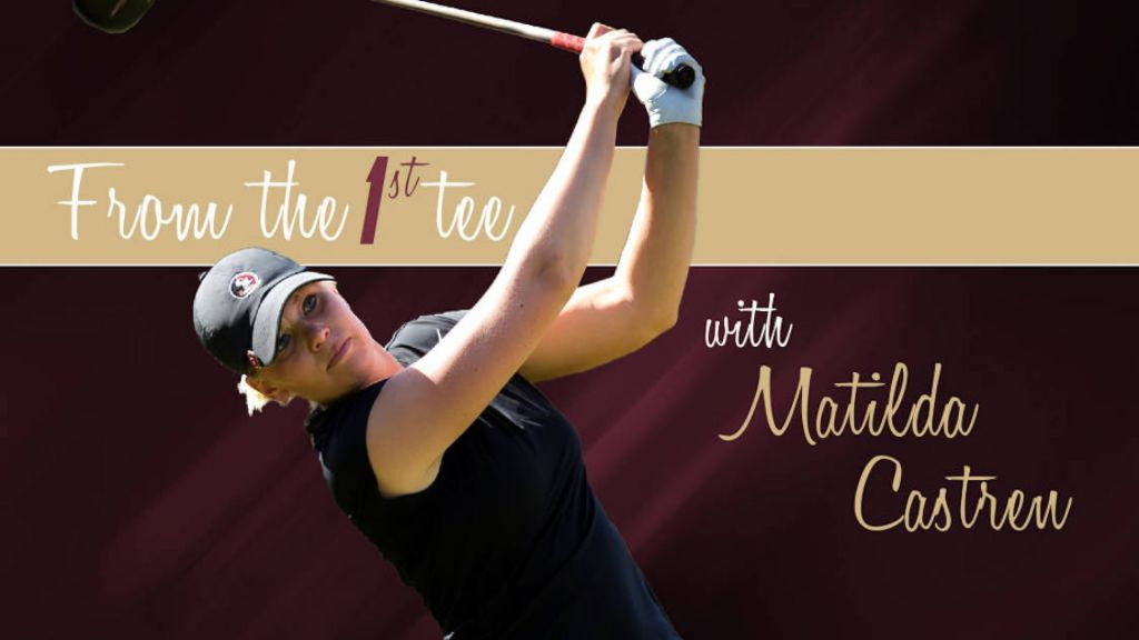 From The First Tee With Matilda Castren