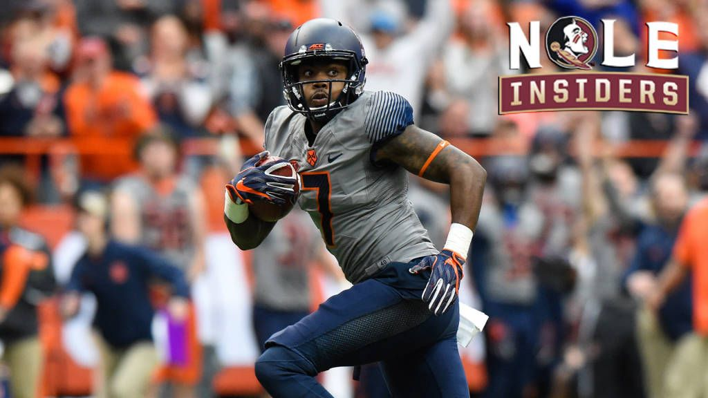 Secondary Expects A Challenge From Cuse Receiver Trio
