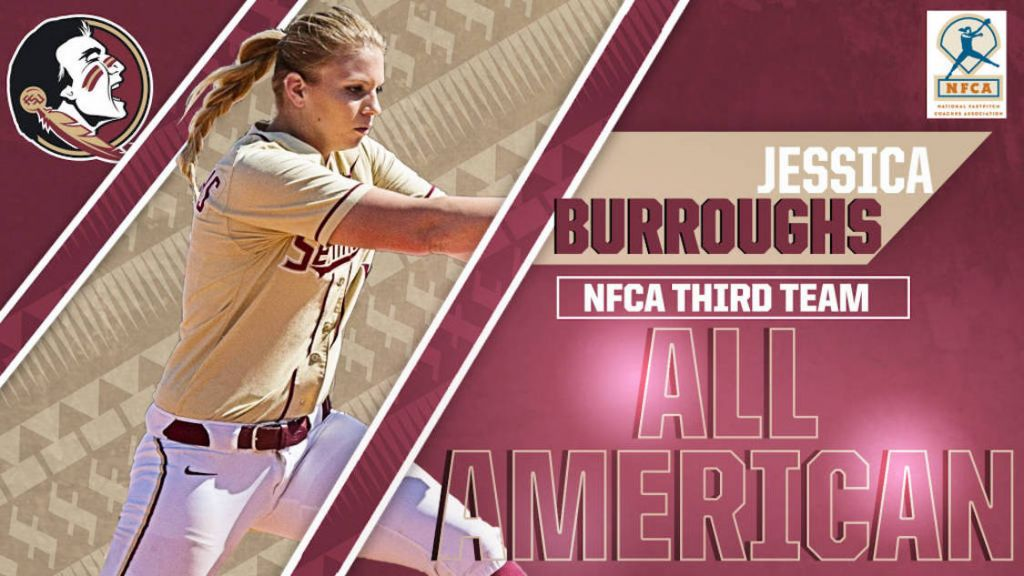 Powers, Burroughs and Warren Named NFCA All-Americans