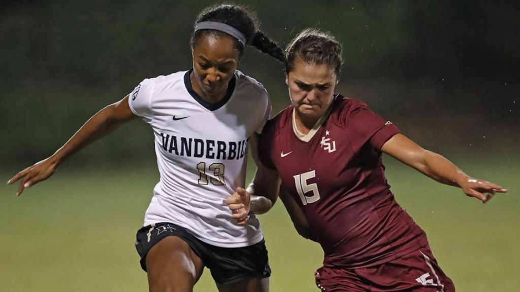 No. 1 Florida State Shuts Out Vanderbilt, 3-0