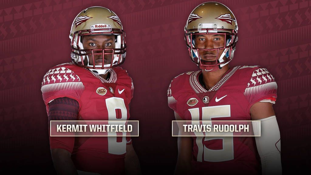 new concept 3f8cf e19ff Rudolph, Whitfield Named to Biletnikoff Watch List