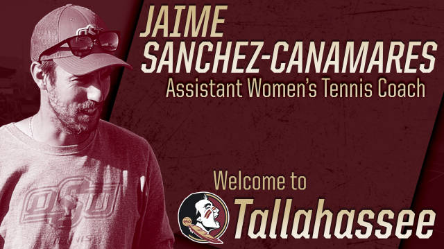 Sanchez-Canamares Named Assistant Coach