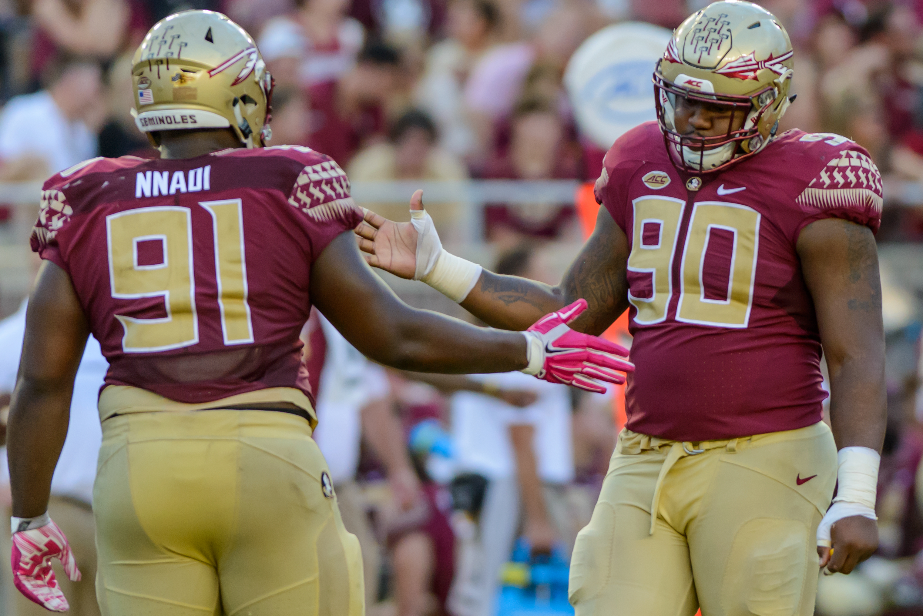 2017 Florida State Fall Camp Preview Defensive Line