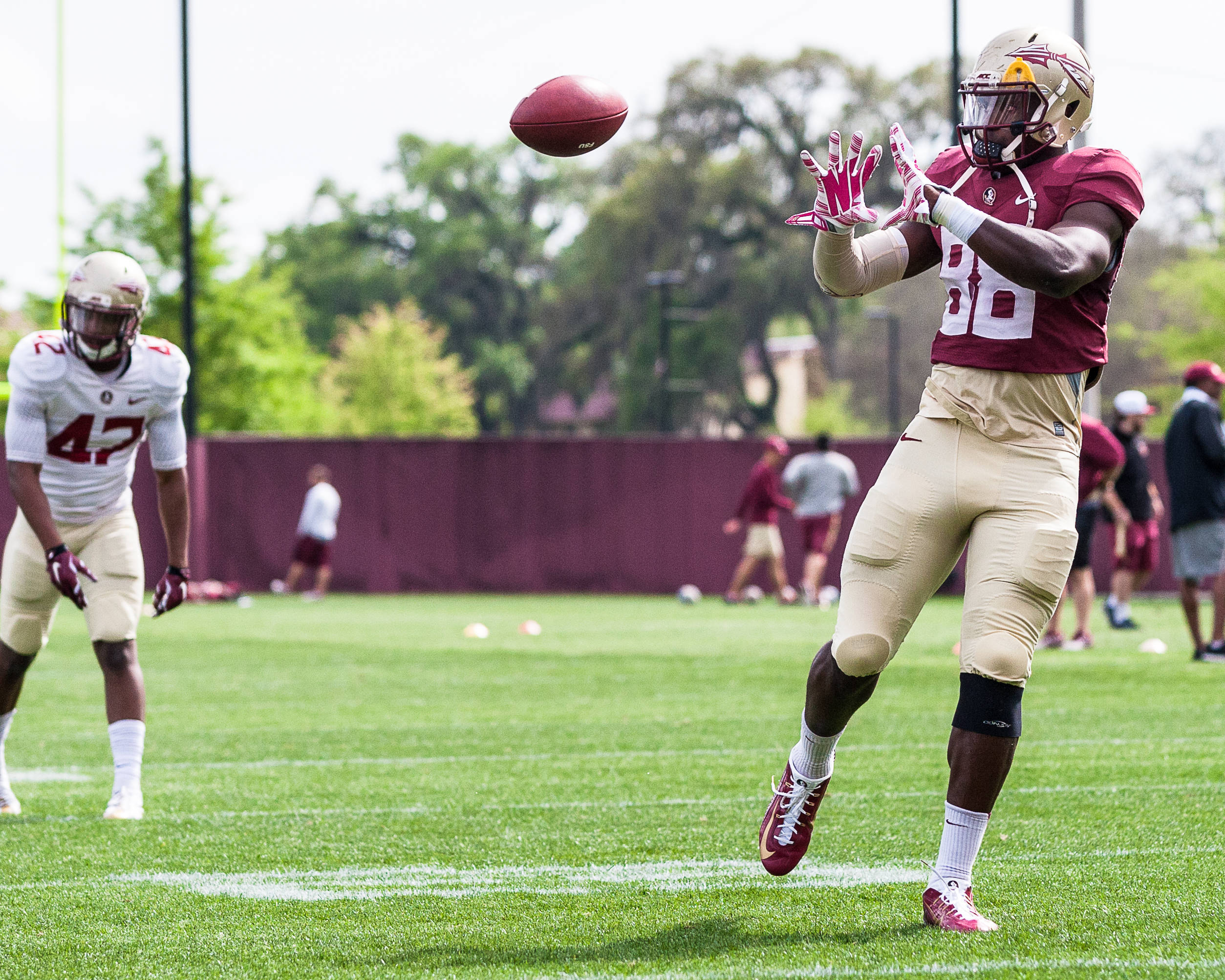 Friday Spring Practice: 3.27.15