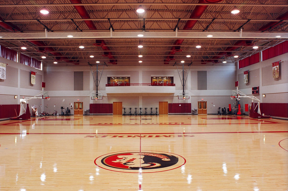 Florida State Basketball Training Center