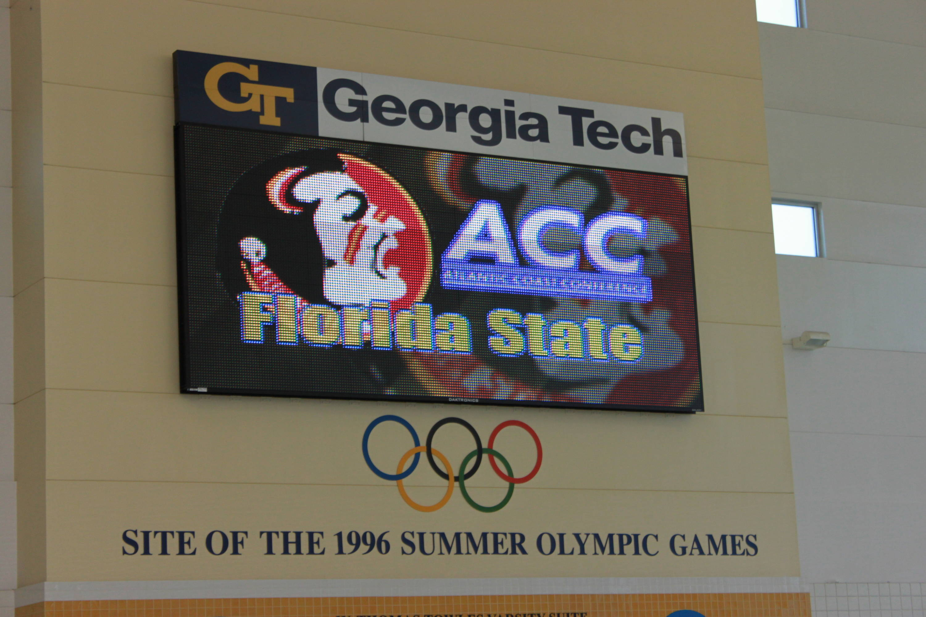 Men's ACC Swimming and Diving Championships