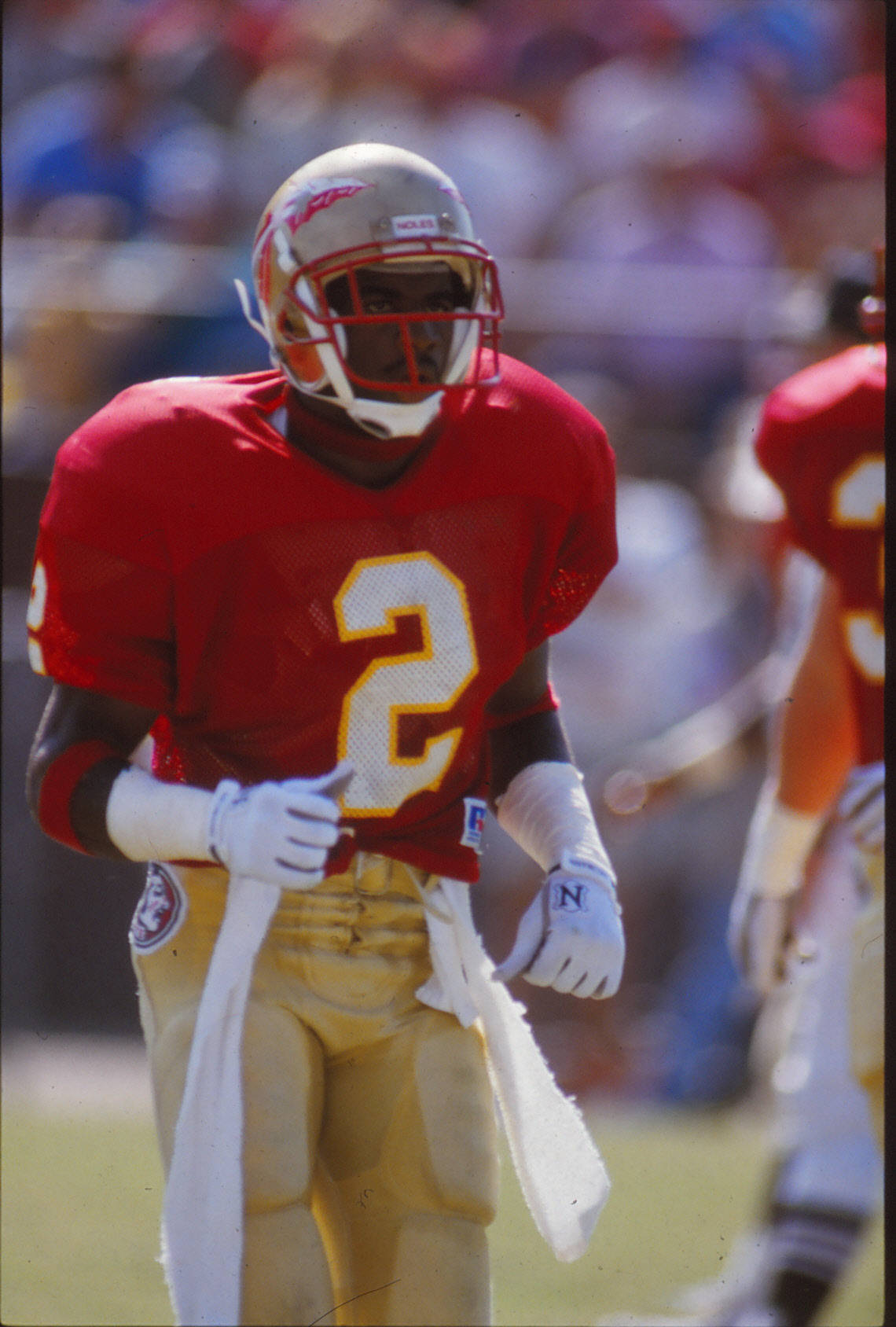 timeless design 177b9 e3dde TBT: Deion Sanders