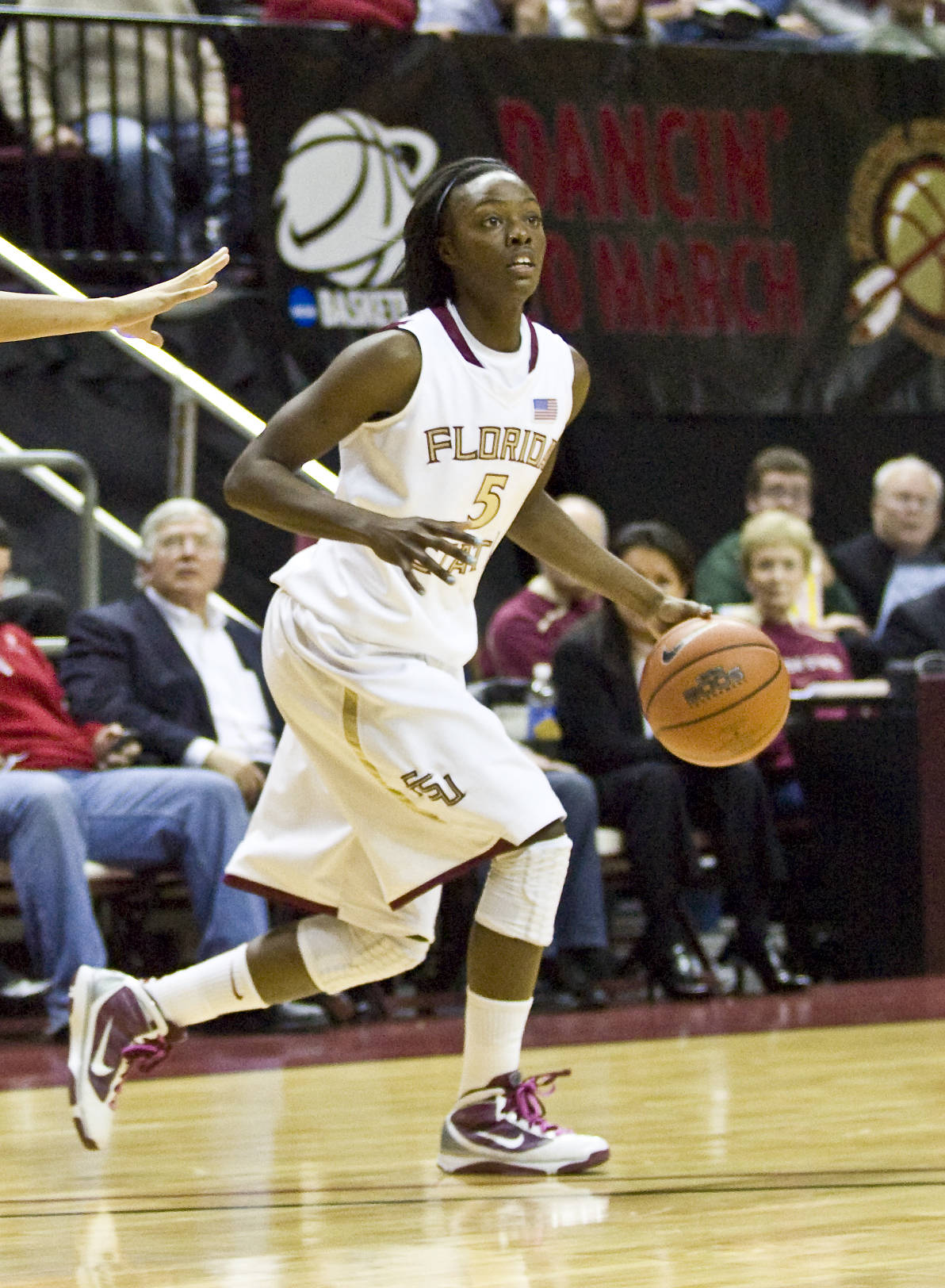 August 21 ... She is a veteran in the backcourt. Talented guard Christian Hunnicutt is one of just two seniors on the Seminoles' roster and the Georgia native is looking to go out on top.