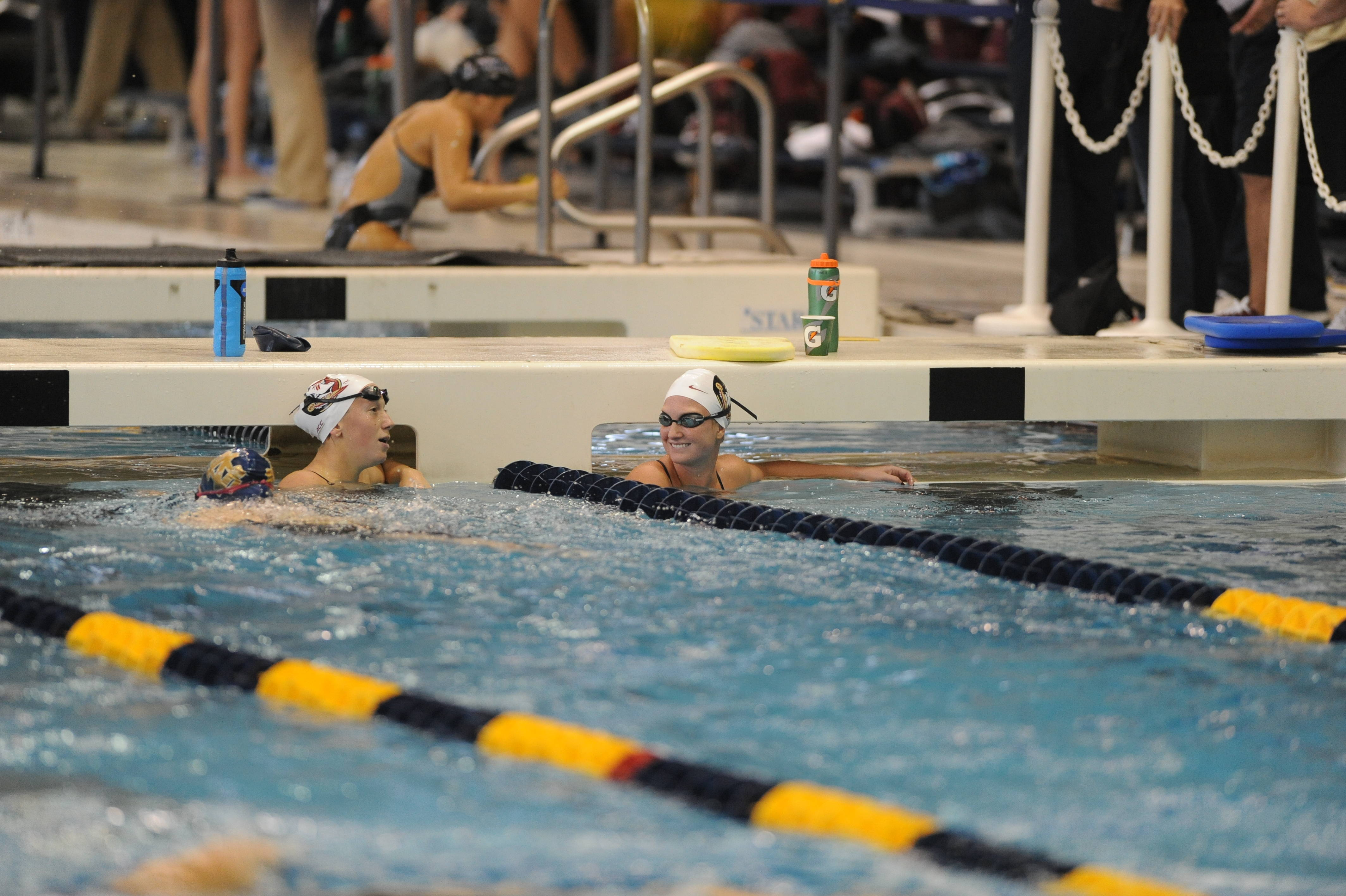 The Women's Swimming and Diving ACC Championships