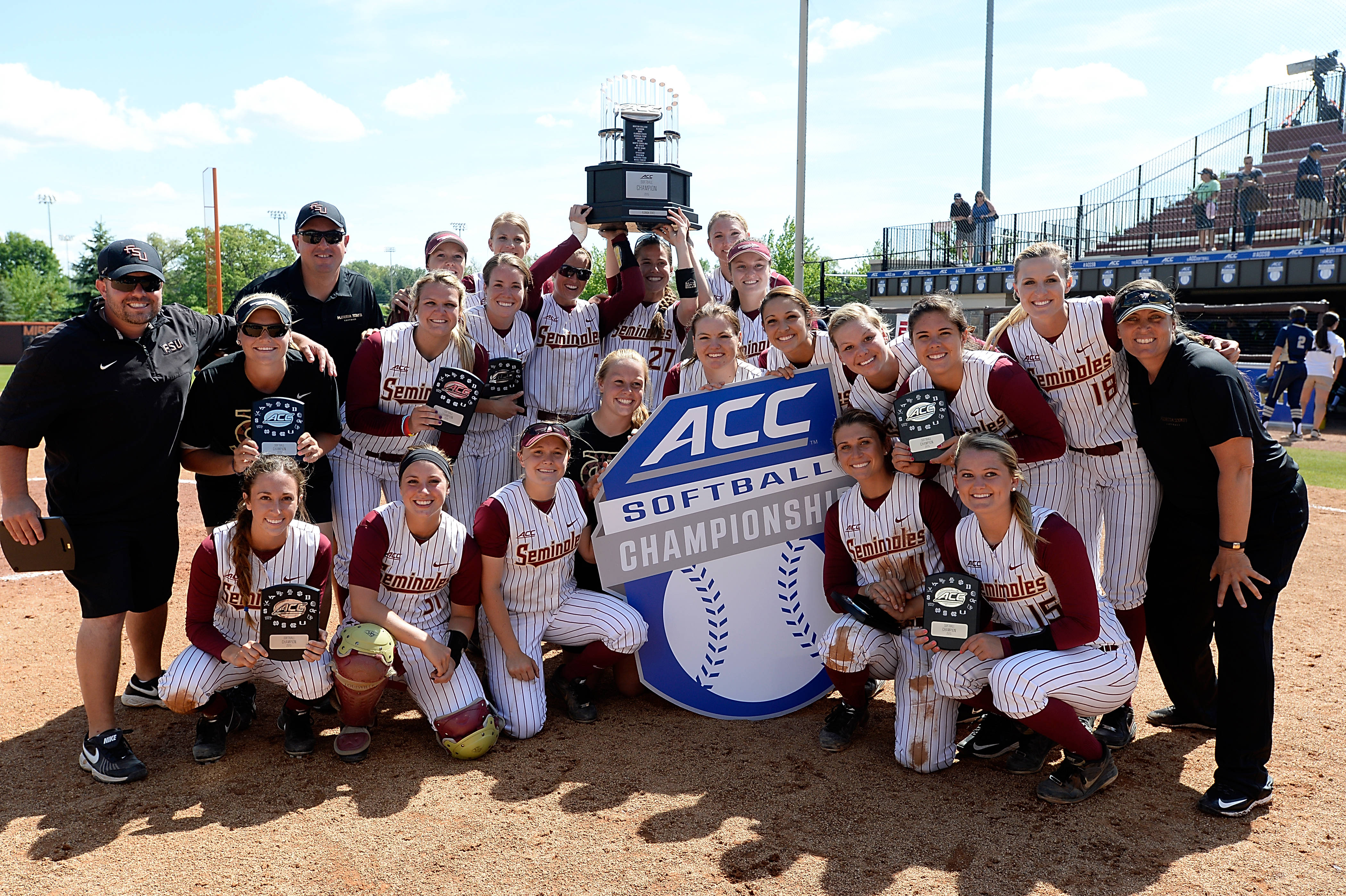Florida State at the 2015 ACC Championship