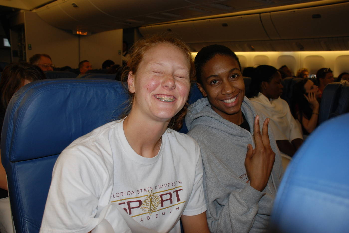 Seminole Women's Basketball Tour of Spain Day 1