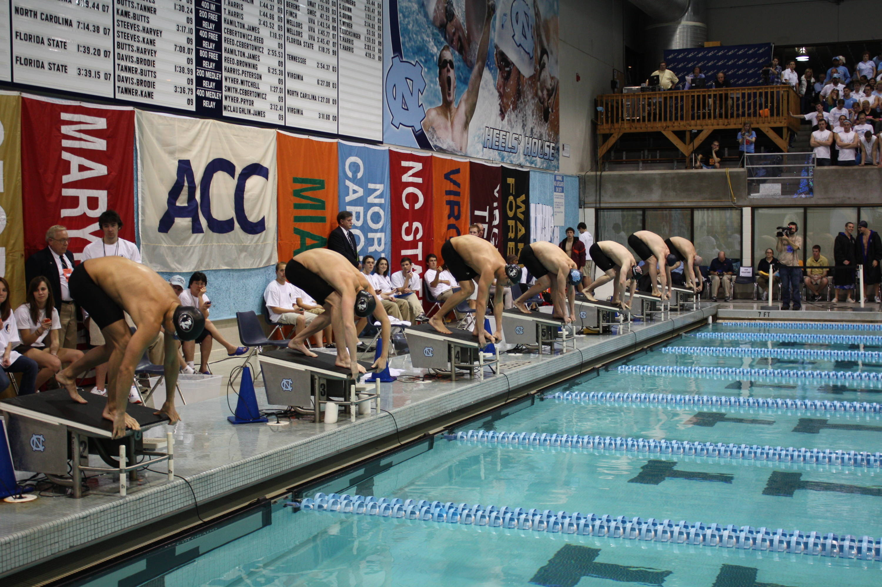 ACC Championships Day 3