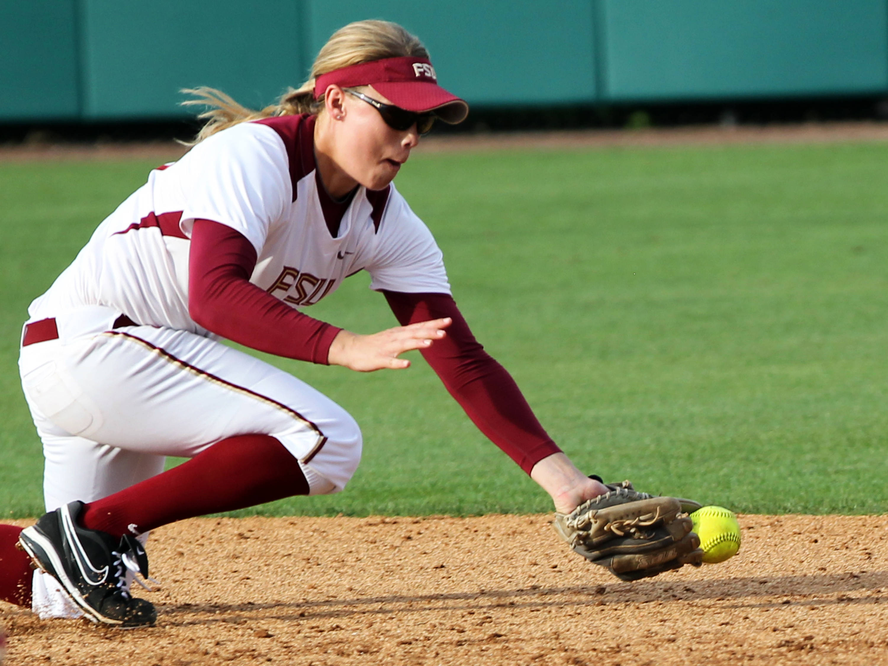 Kelly Hensley, FSU VS NC State, ACC Championship Finals, Tallahassee, FL,  05/11/13 . (Photo by Steve Musco)