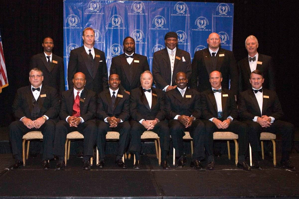 The College Football Hall of Fame Class of 2006