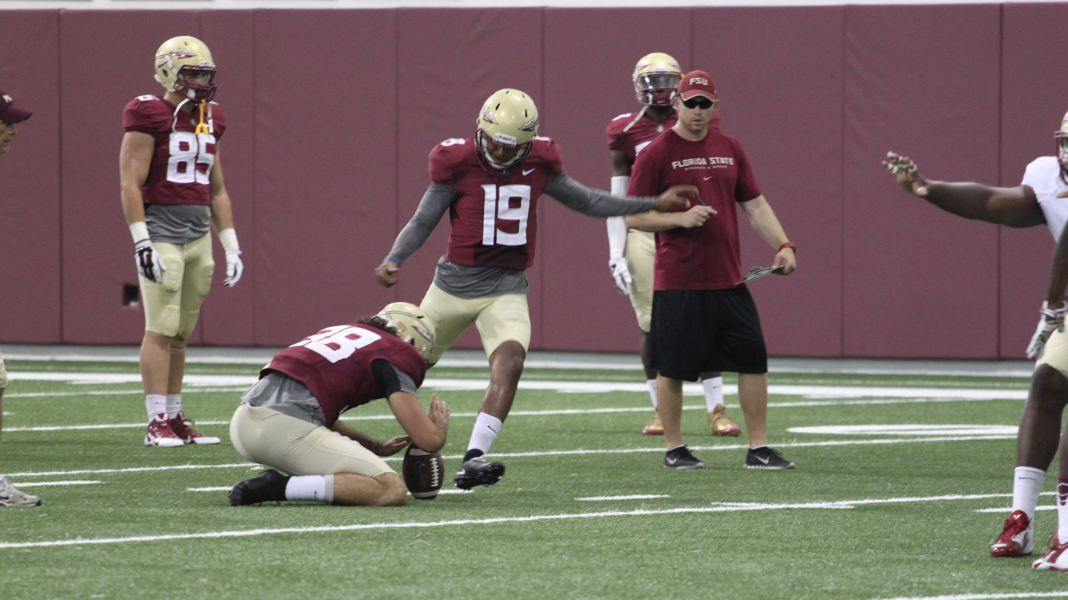 Fall Camp Photo Gallery No. 4