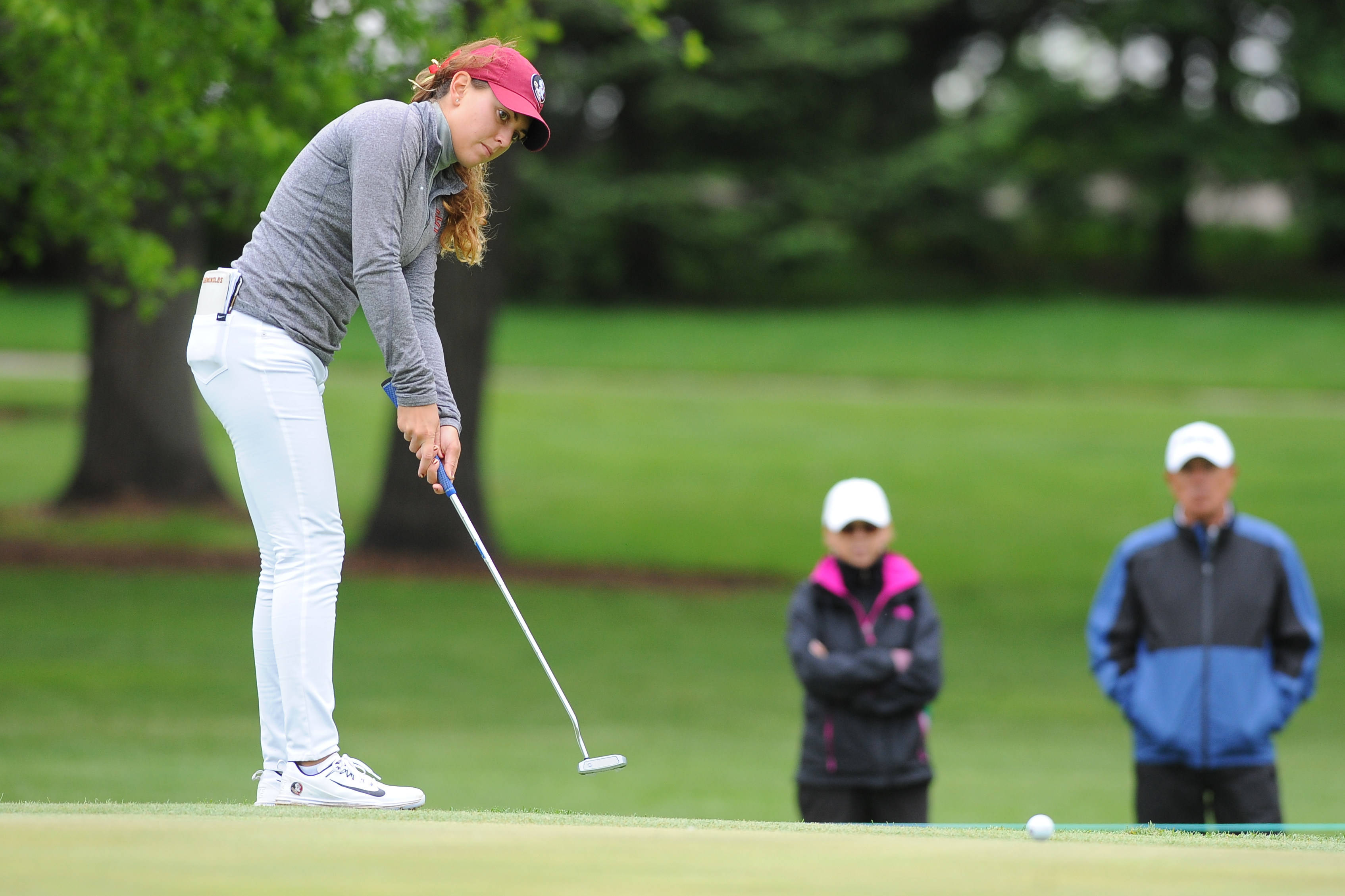 NCAA Women's Golf Championships Day 2