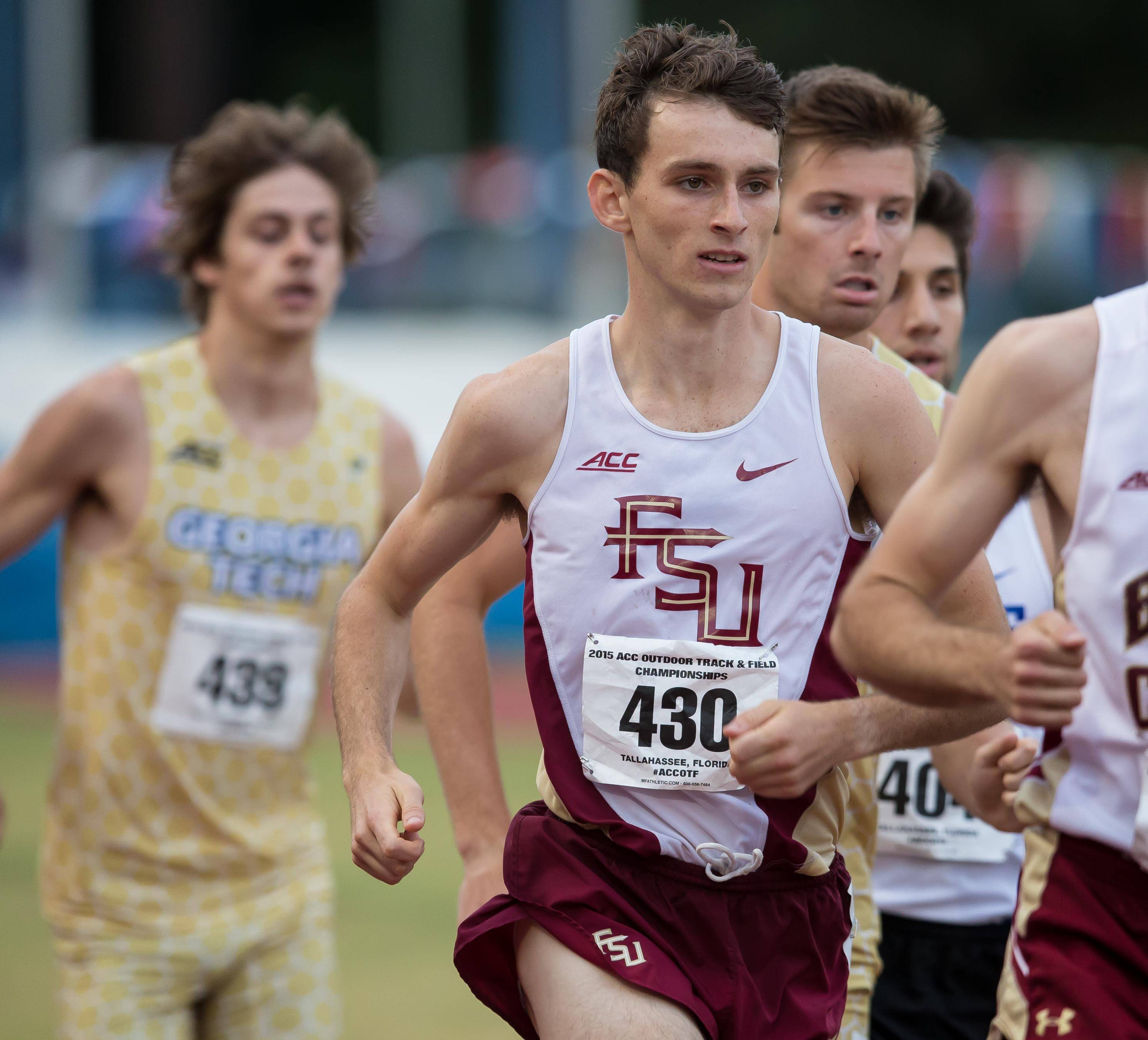 2015 ACC Track and Field Championships (Day 1)