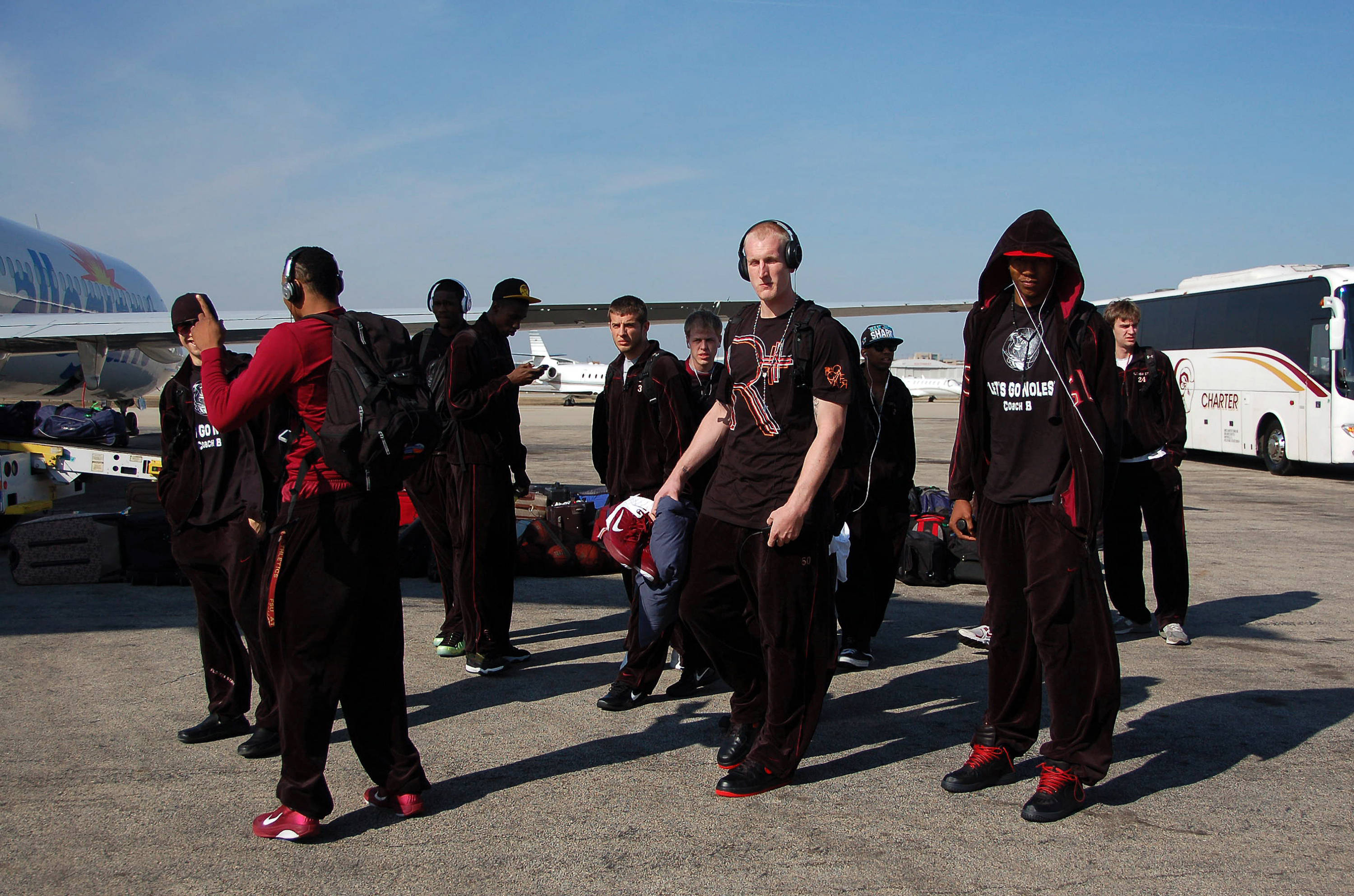 The team on the ground in the Windy City