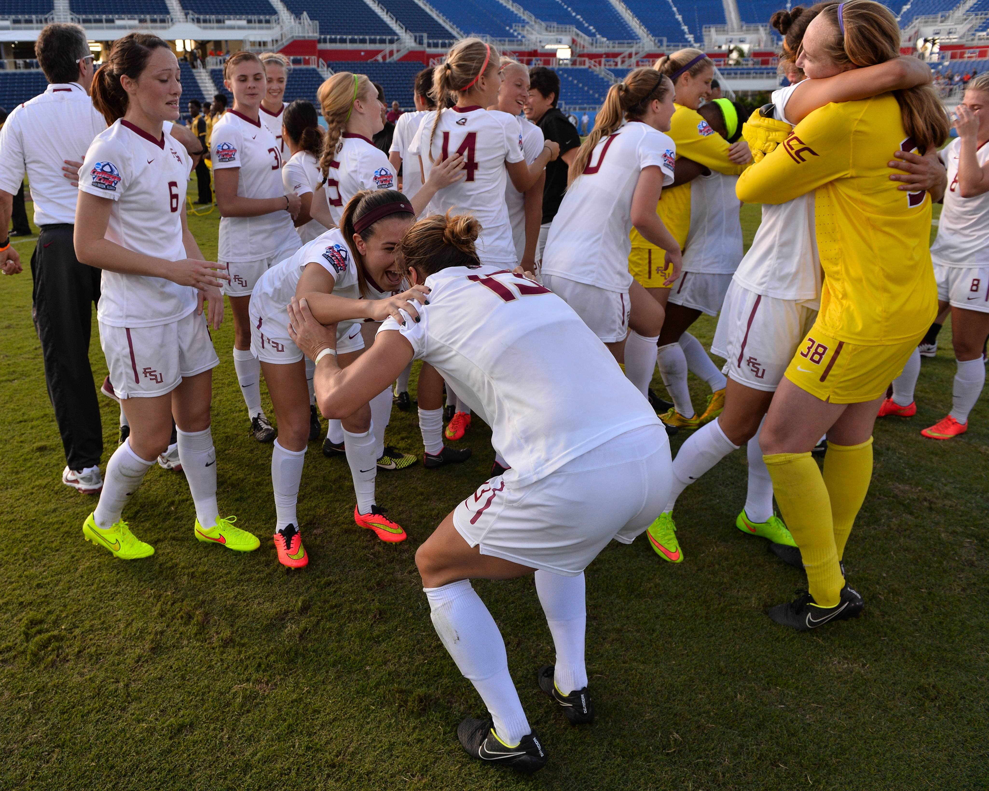 Florida State vs Virginia – NCAA National Title Game