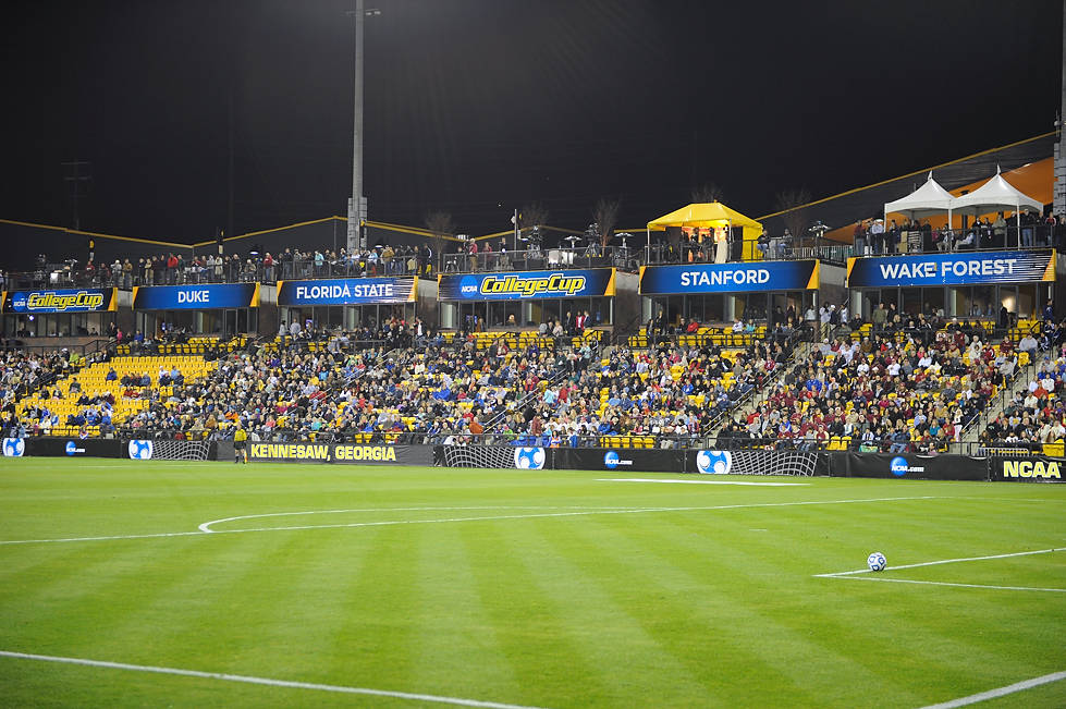 The KSU Soccer Complex - 2011 College Cup
