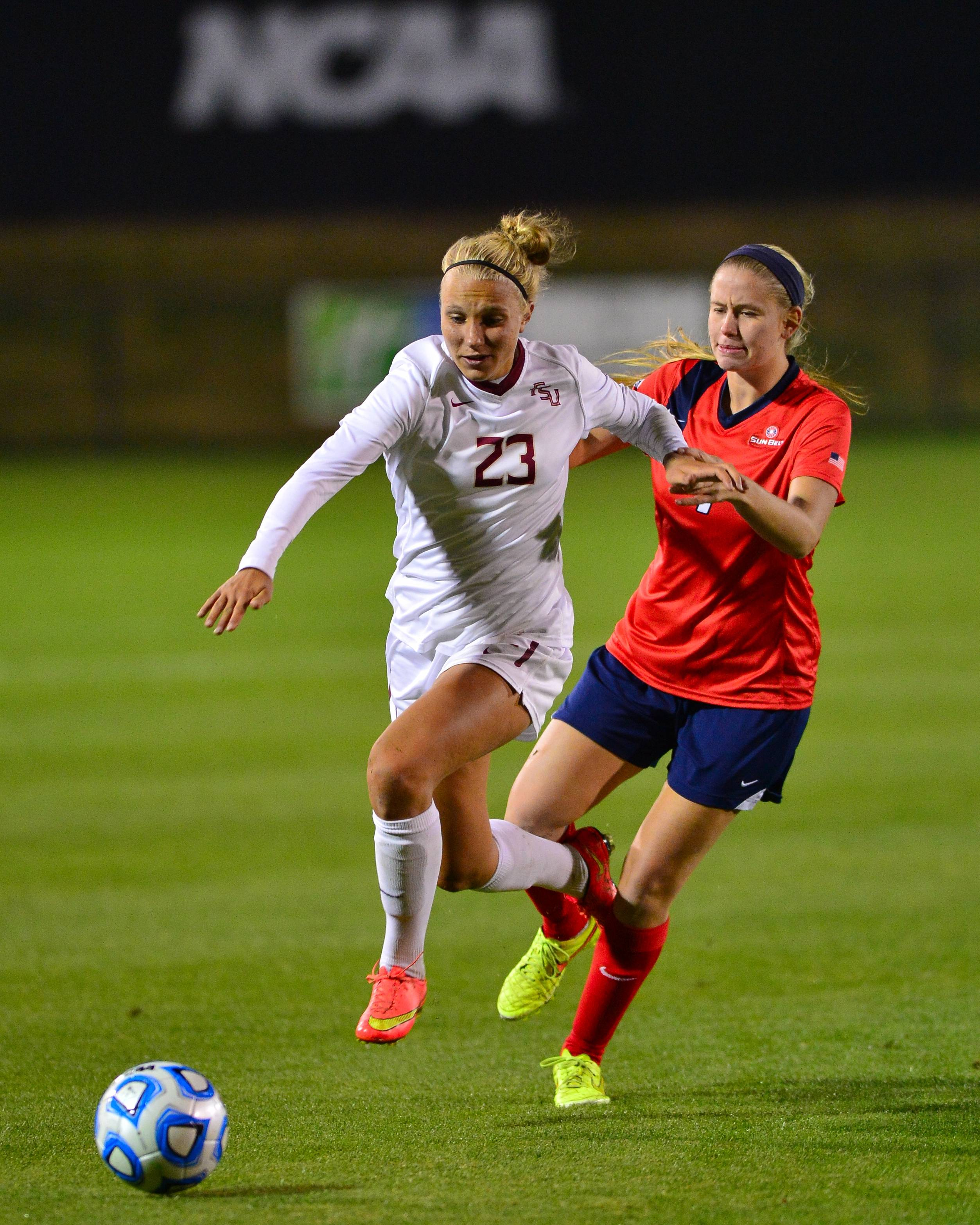 Florida State vs South Alabama – NCAA Women's Soccer First Round