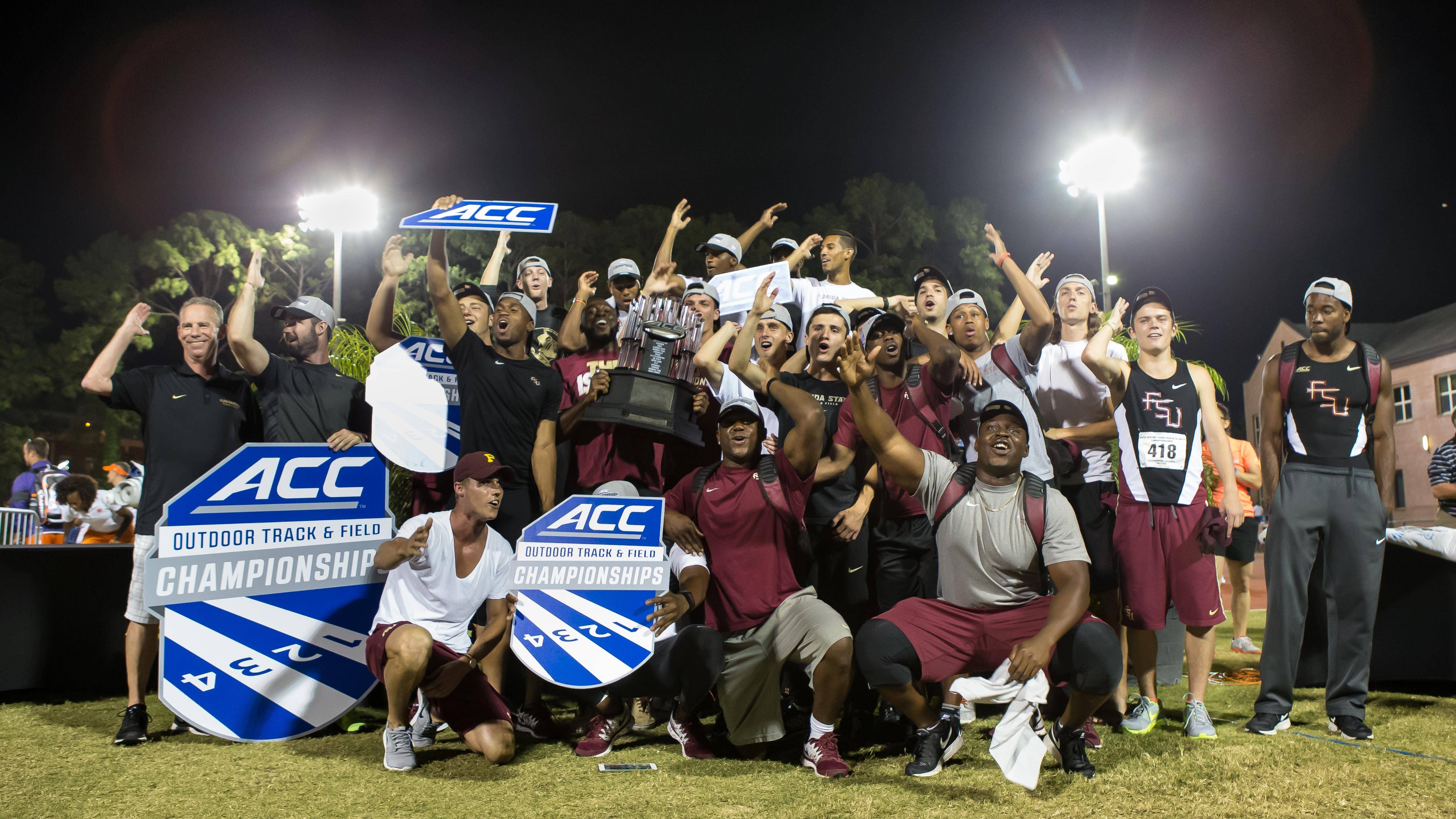 2015 ACC Track and Field Champions