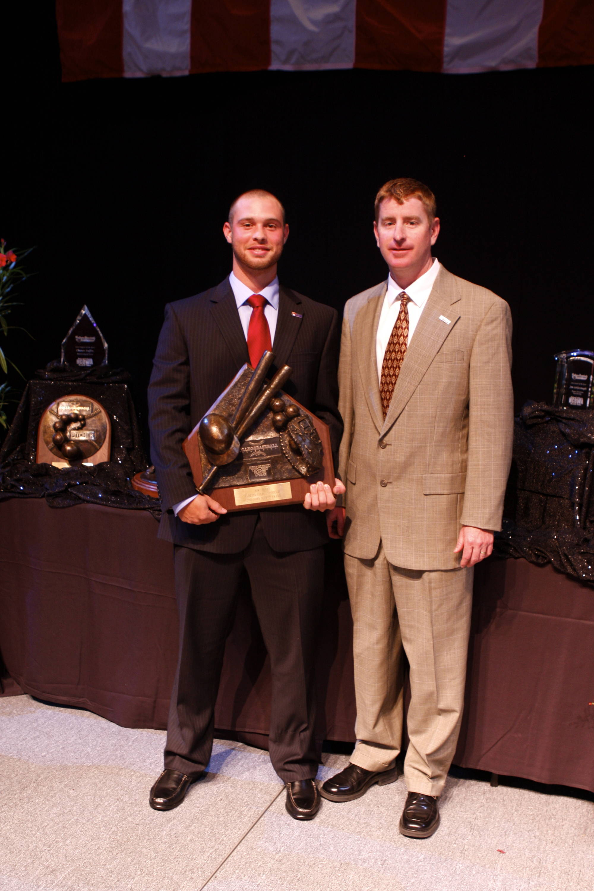 Mike McGee and Mike Martin, Jr.