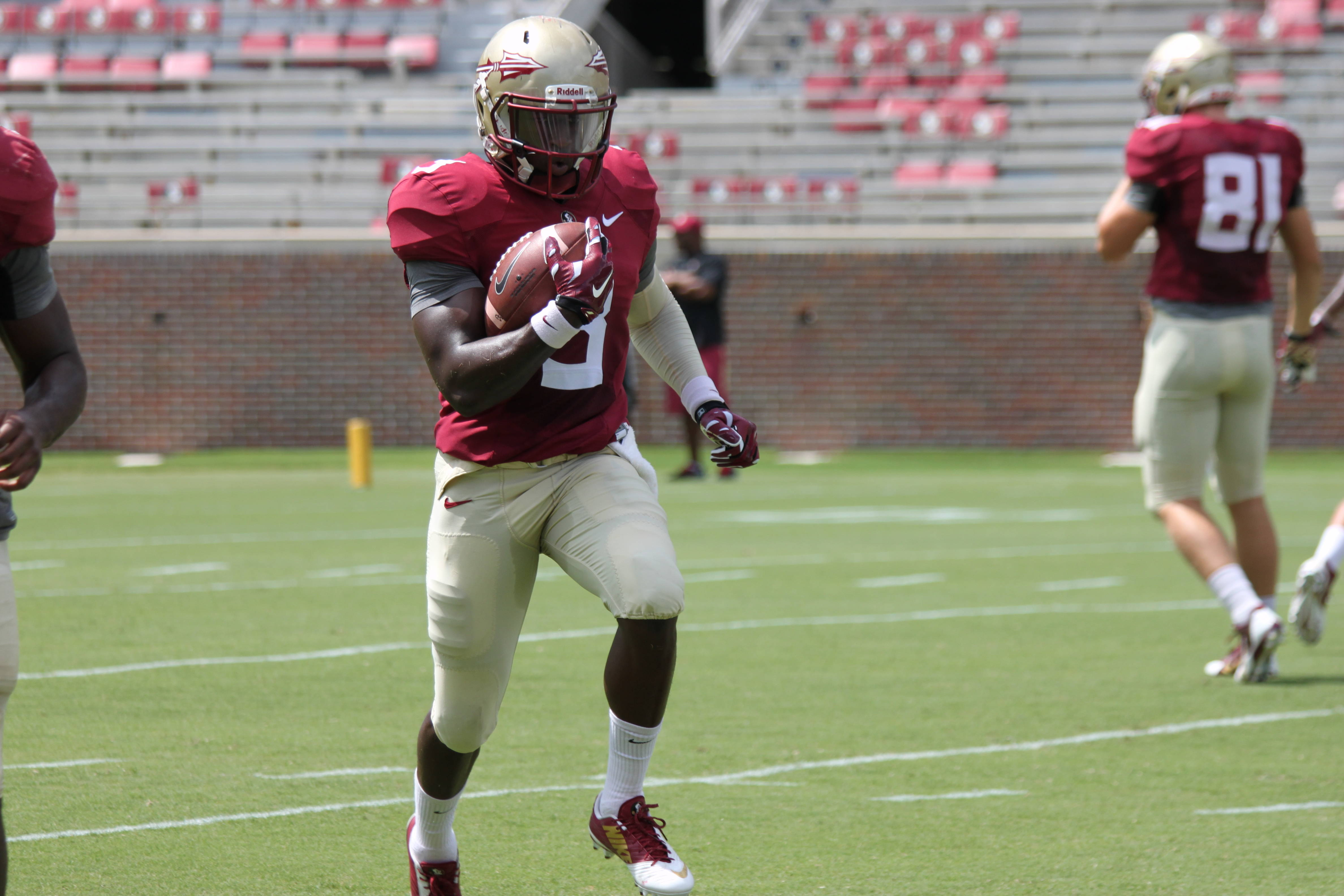 Florida State Football Practice – Friday, August 14
