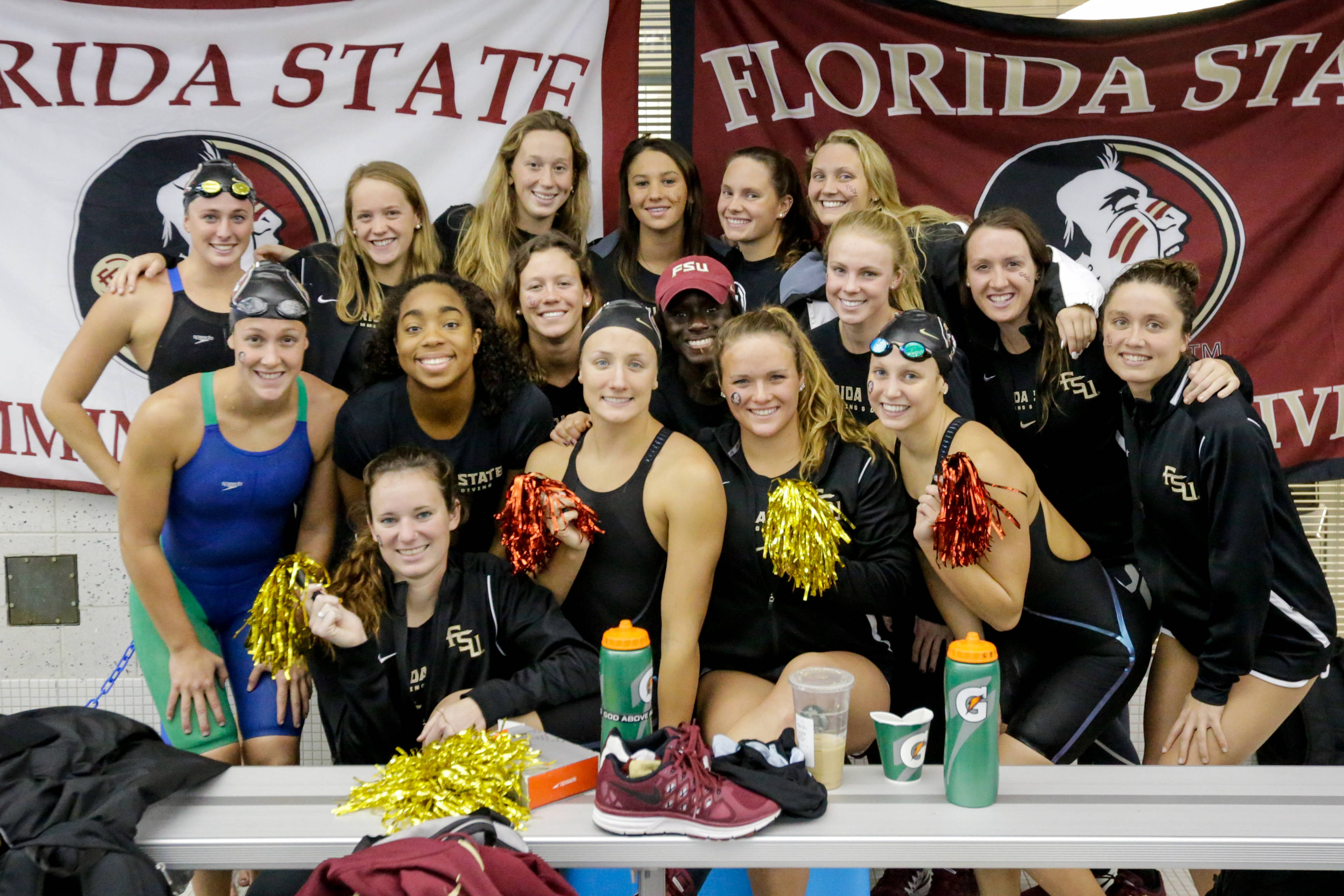 ACC Swimming & Diving