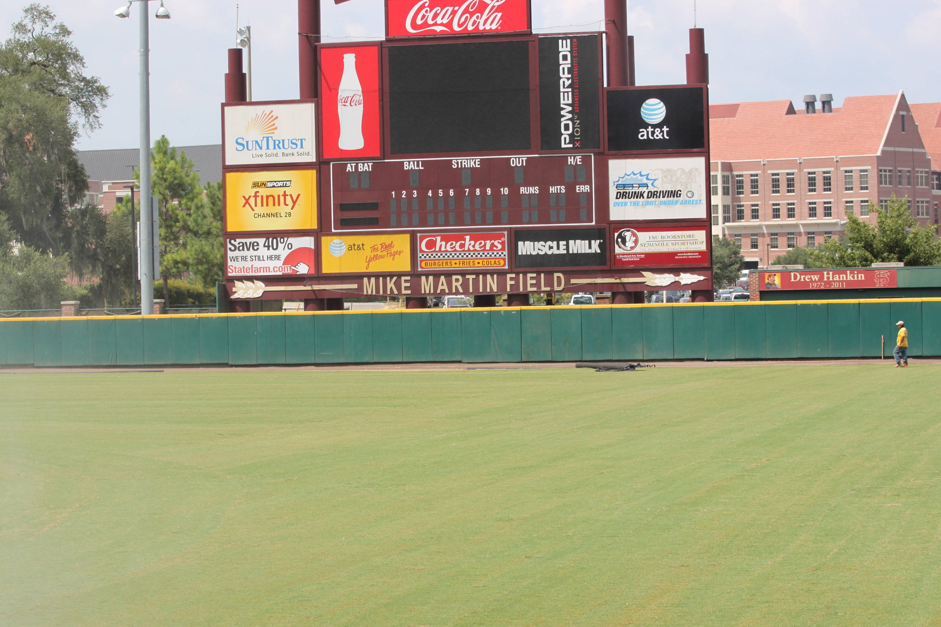 Mike Martin Field Updates