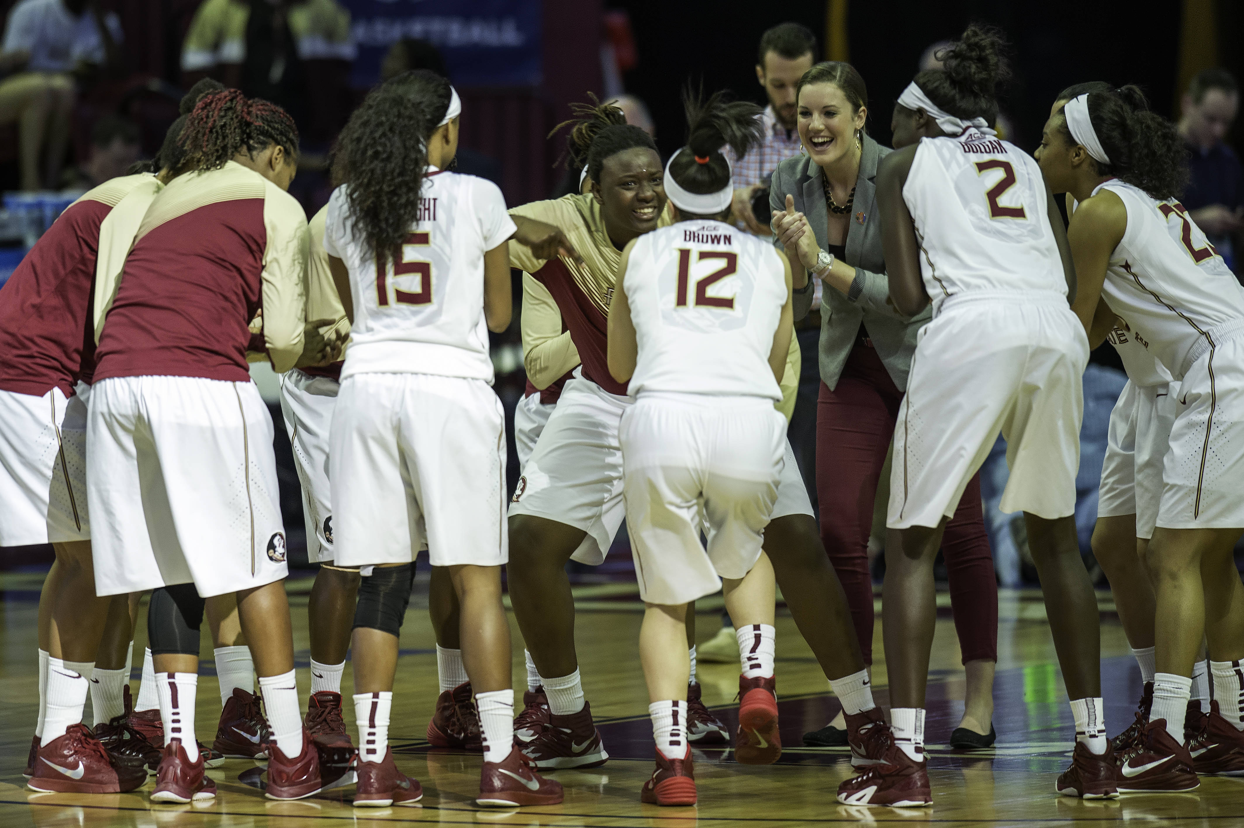Florida State Moves On To Sweet 16!