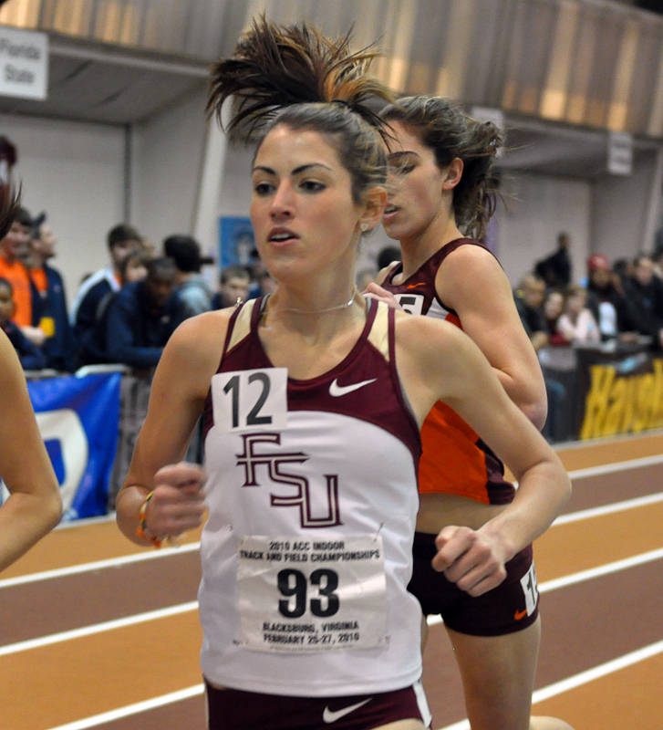 The 2010 ACC Indoor Championships Day 3; photos by Michael Shroyer.