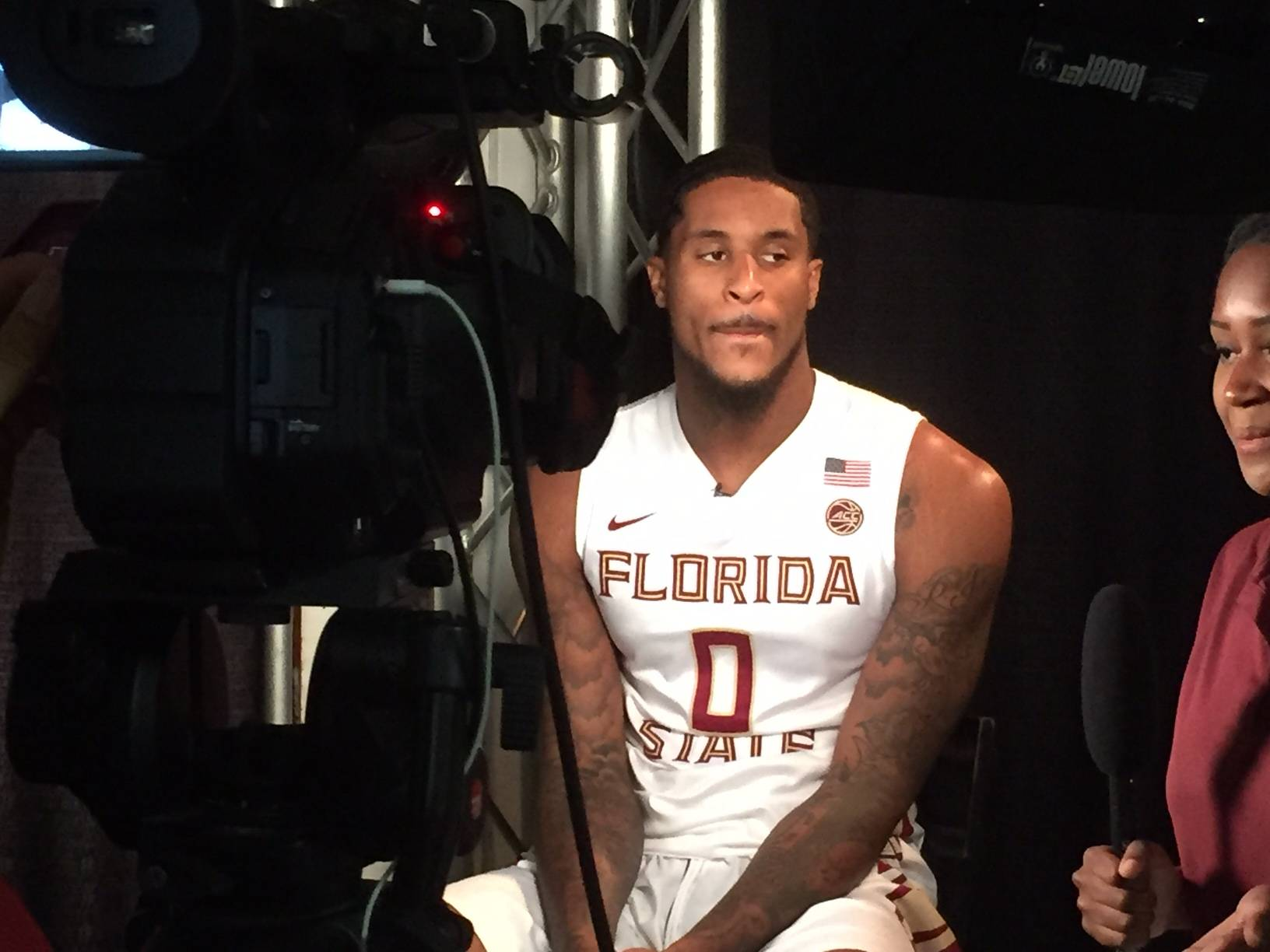 Men's Basketball Photo Shoot With Seminole Productions