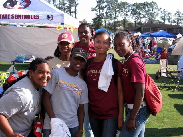 Continuing their tradition, Florida State&acirc;?<sup>TM</sup>s student-athletes did their part to contribute by entering two teams in this year&acirc;?<sup>TM</sup>s relay, Seminole Garnet and Seminole Gold, comprised of members from all 19 athletic teams.