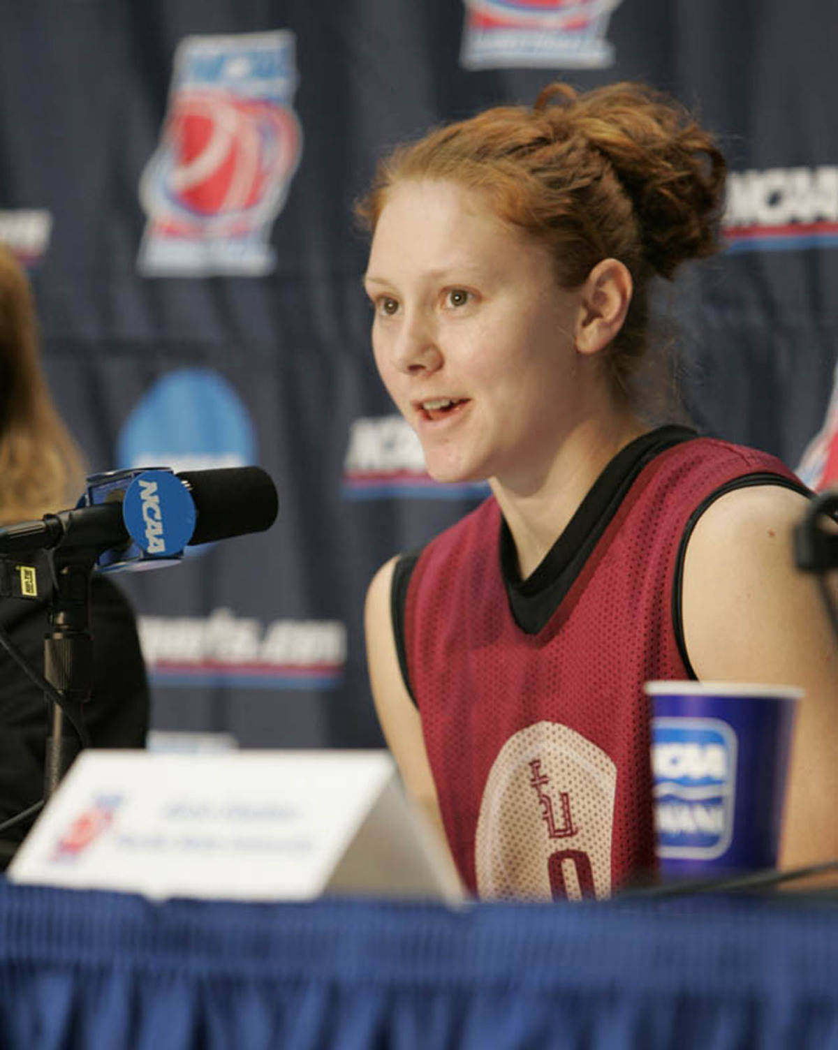 Mara Freshour talks about the Stanford-FSU match up.