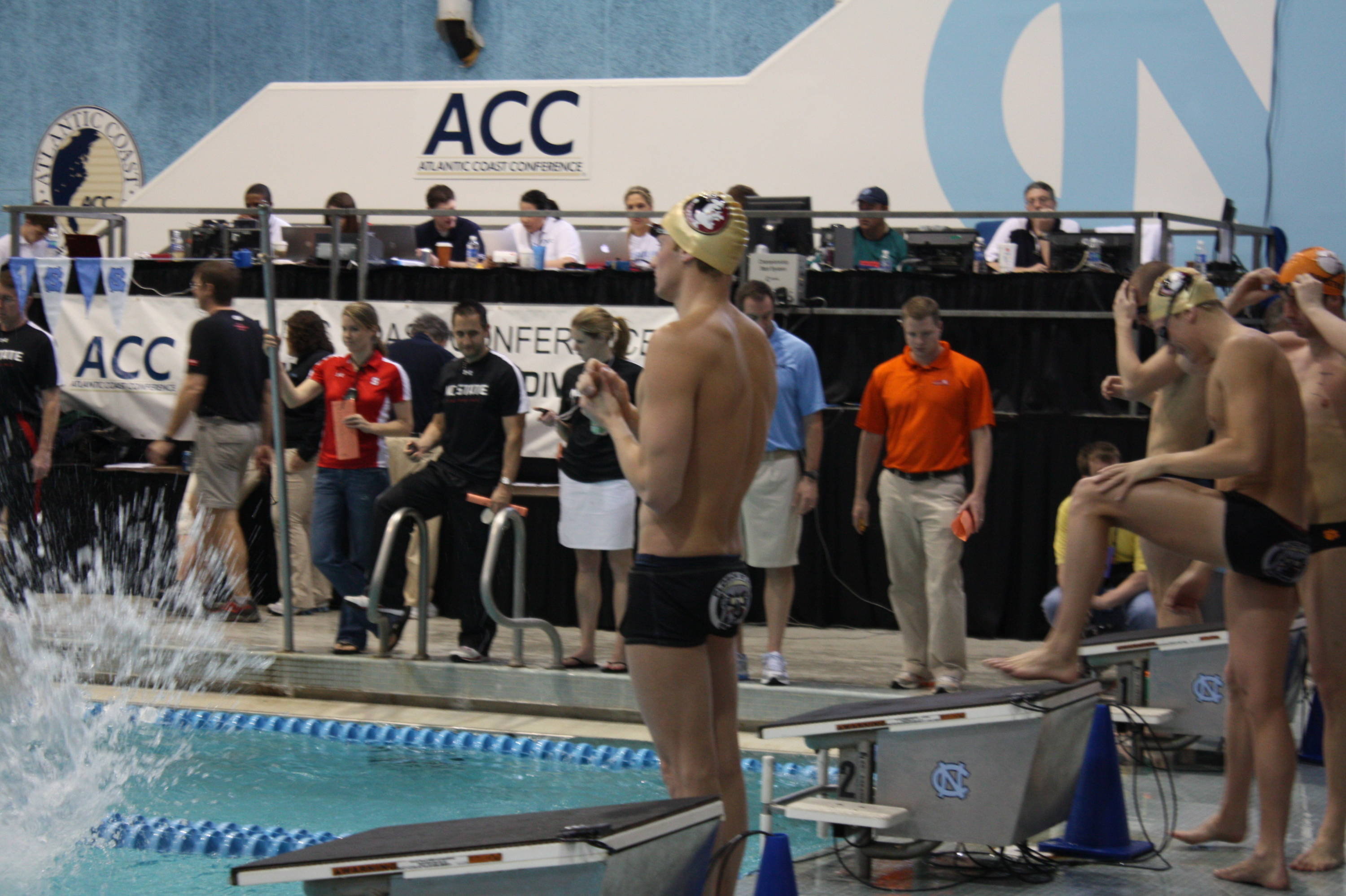 ACC Championships Day 4
