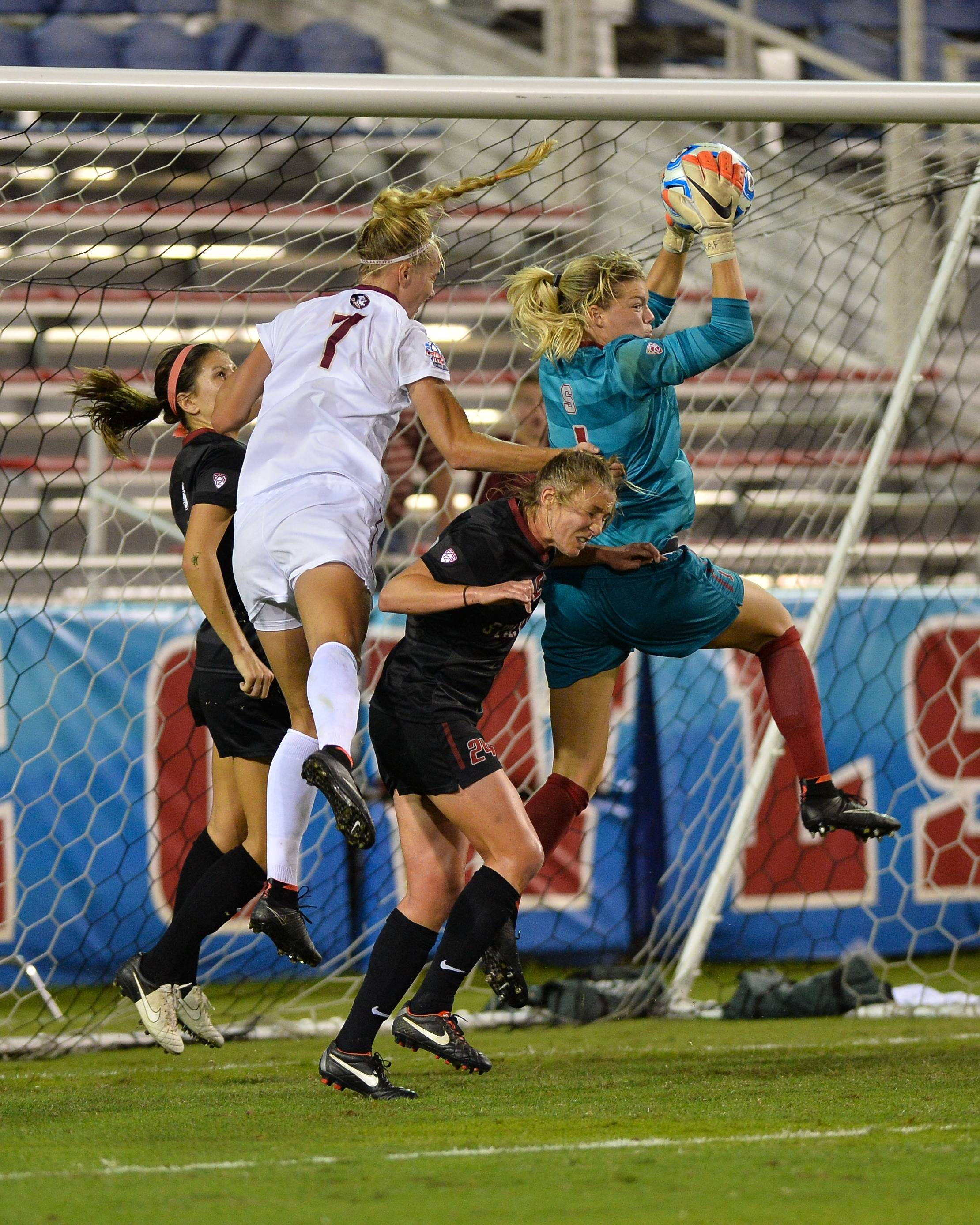 NCAA Semifinal vs. Stanford