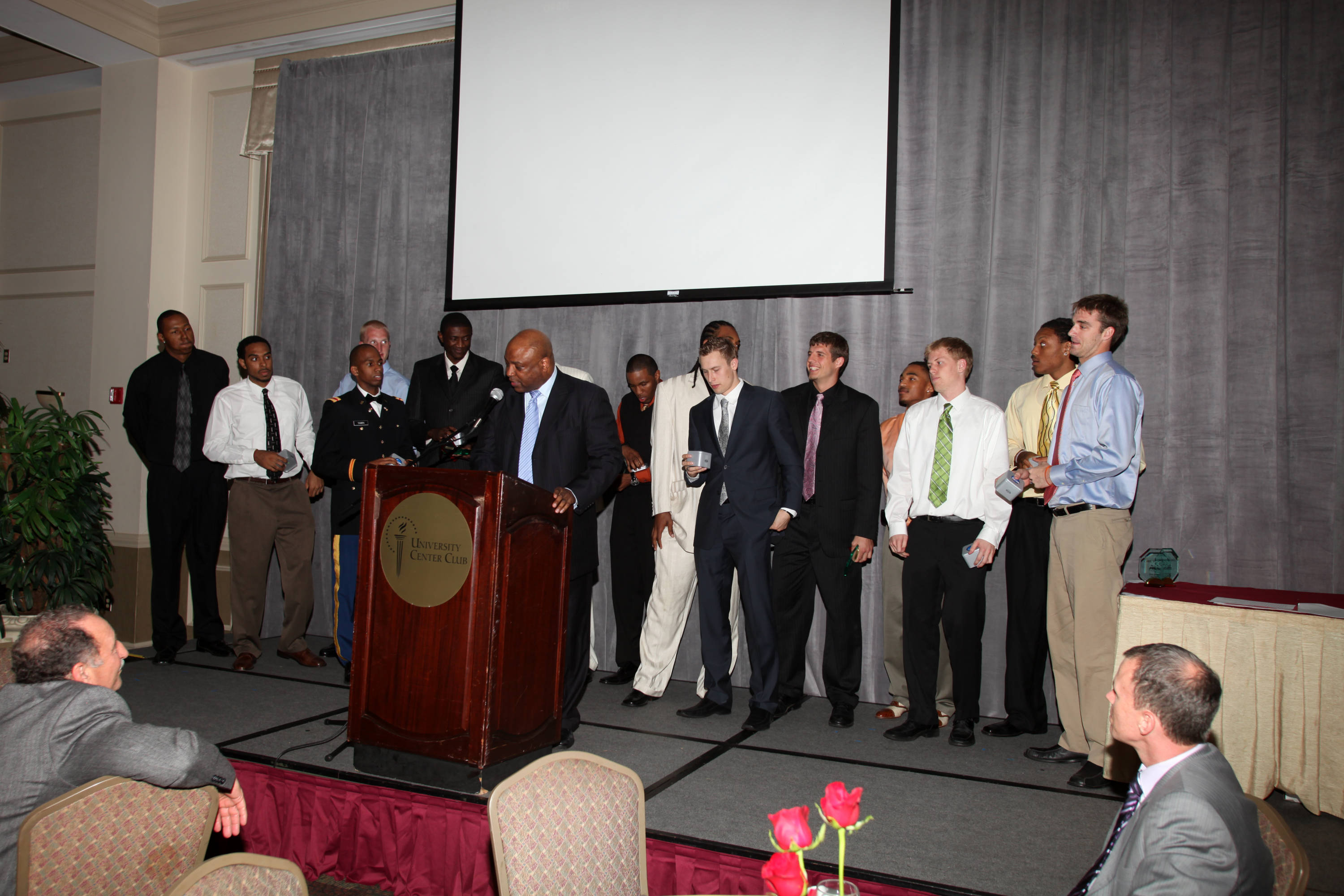 2010 Men's Basketball Banquet