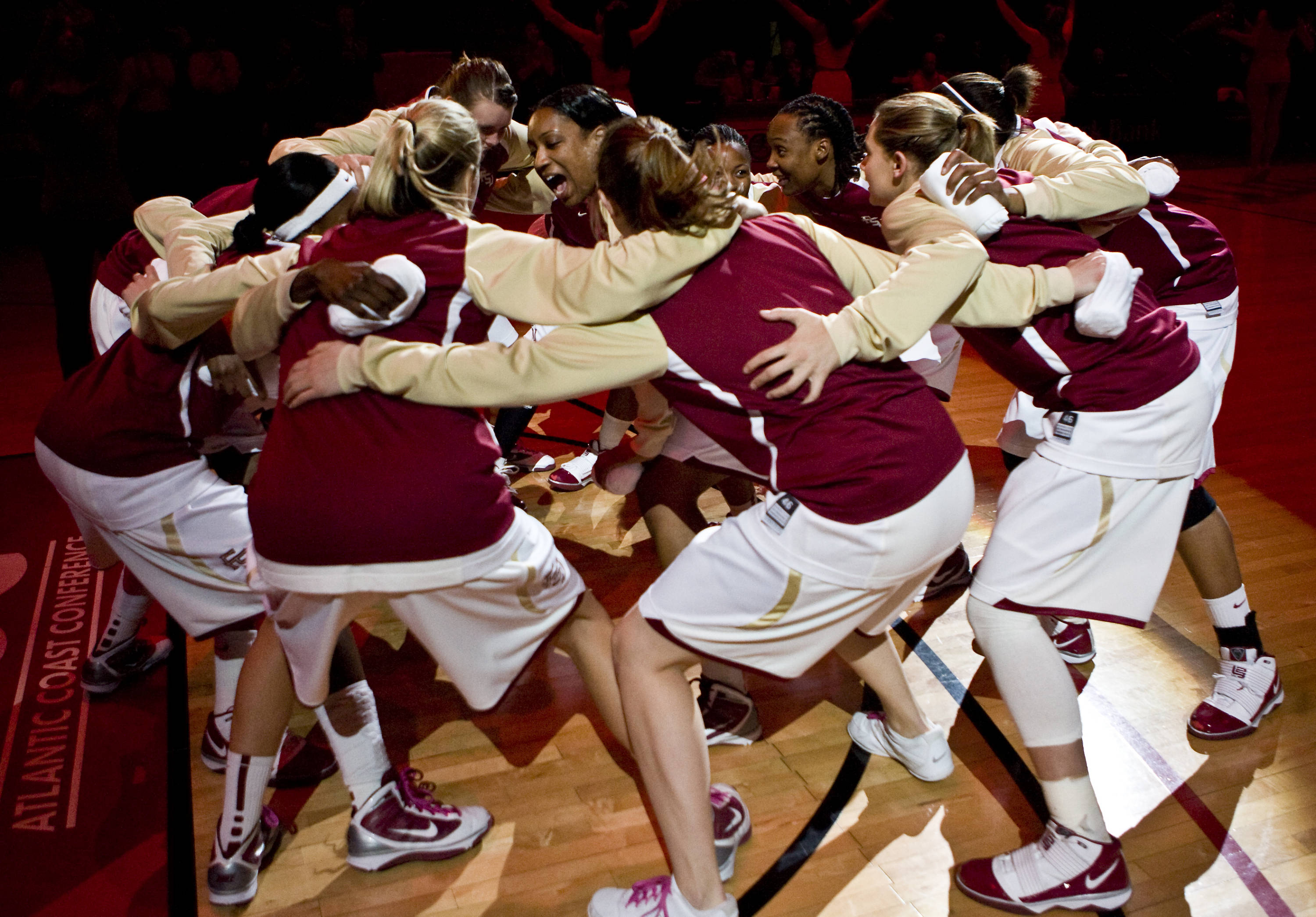 August 23 ... It's the team-first mentality that has made the FSU women's basketball program one of the best in the country. Will you help the Seminoles fuel the fire in 2010-11? Grab your tickets and come out and support the 'Noles.