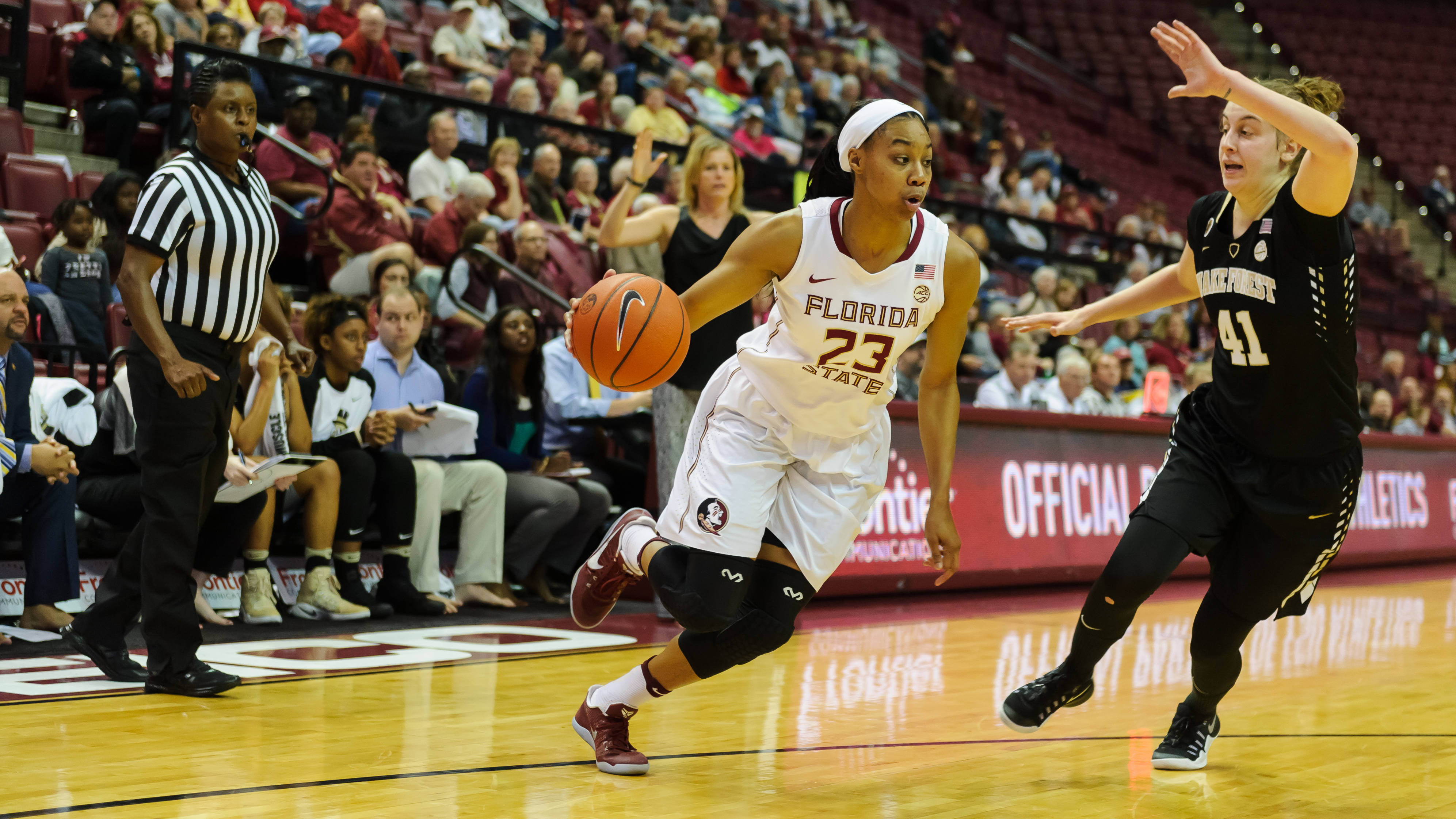 For just the fourth time in program history, FSU hung 100 points against an ACC team in a 102-60 win over Wake Forest.
