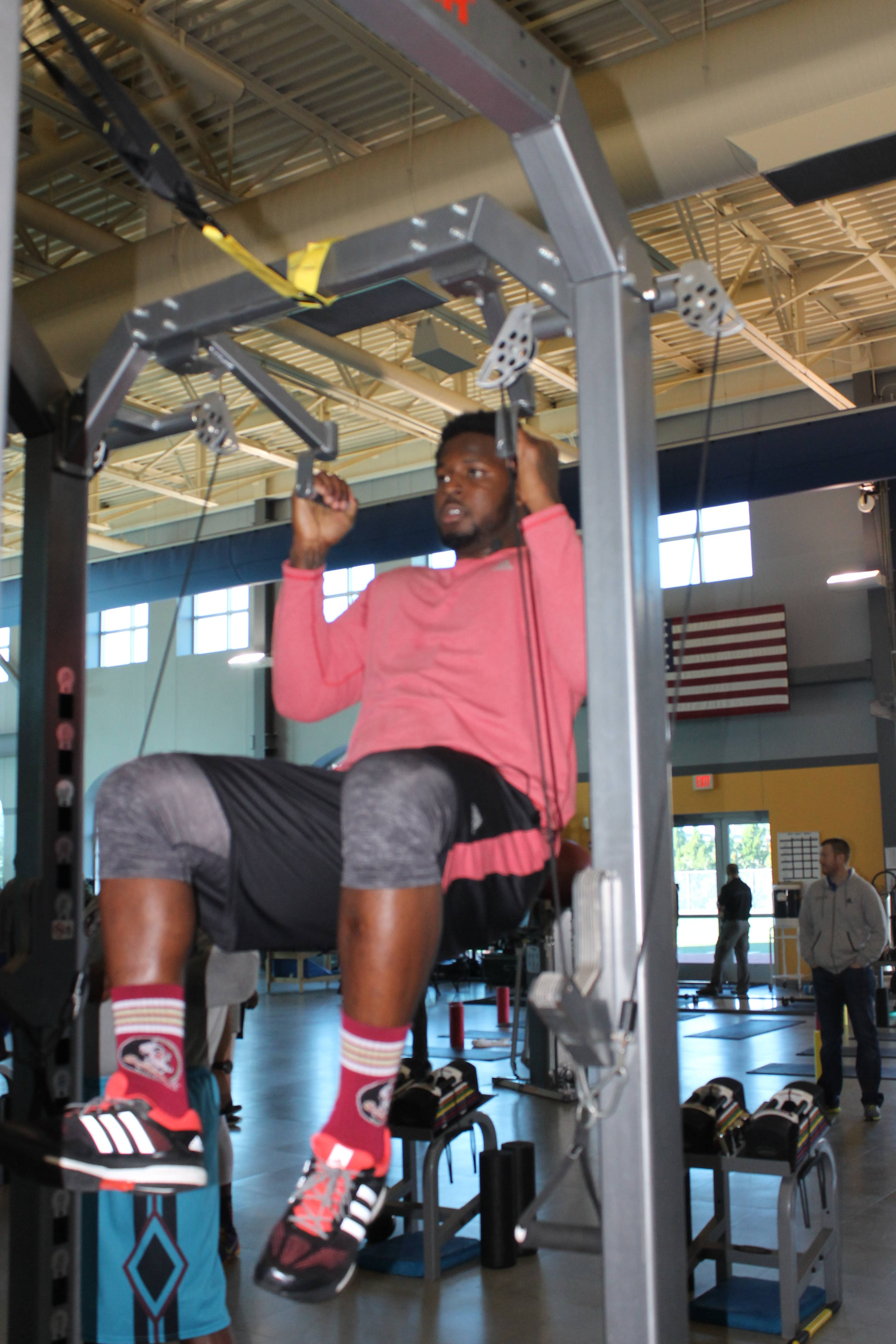Noles to the Draft: Combine Training