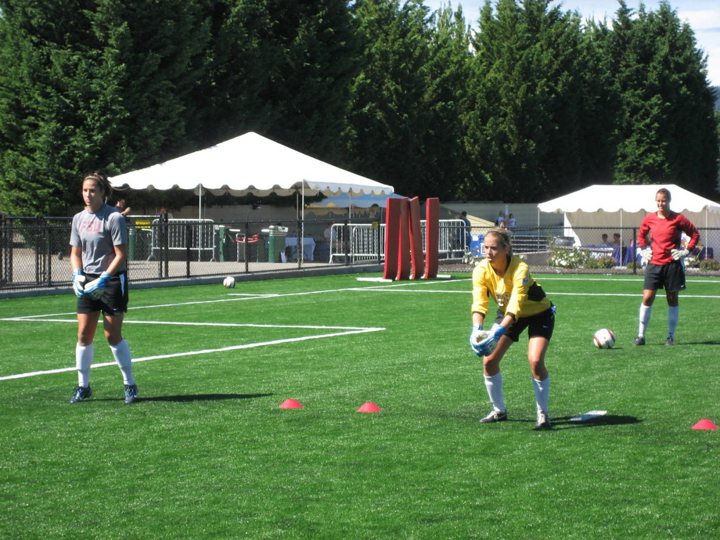 Day 2 of training in Portland