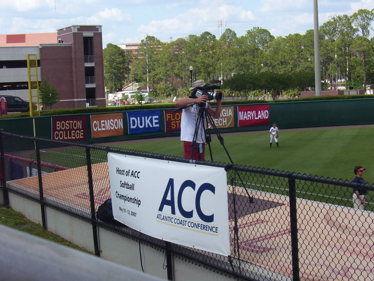 Host of the ACC Tournament.