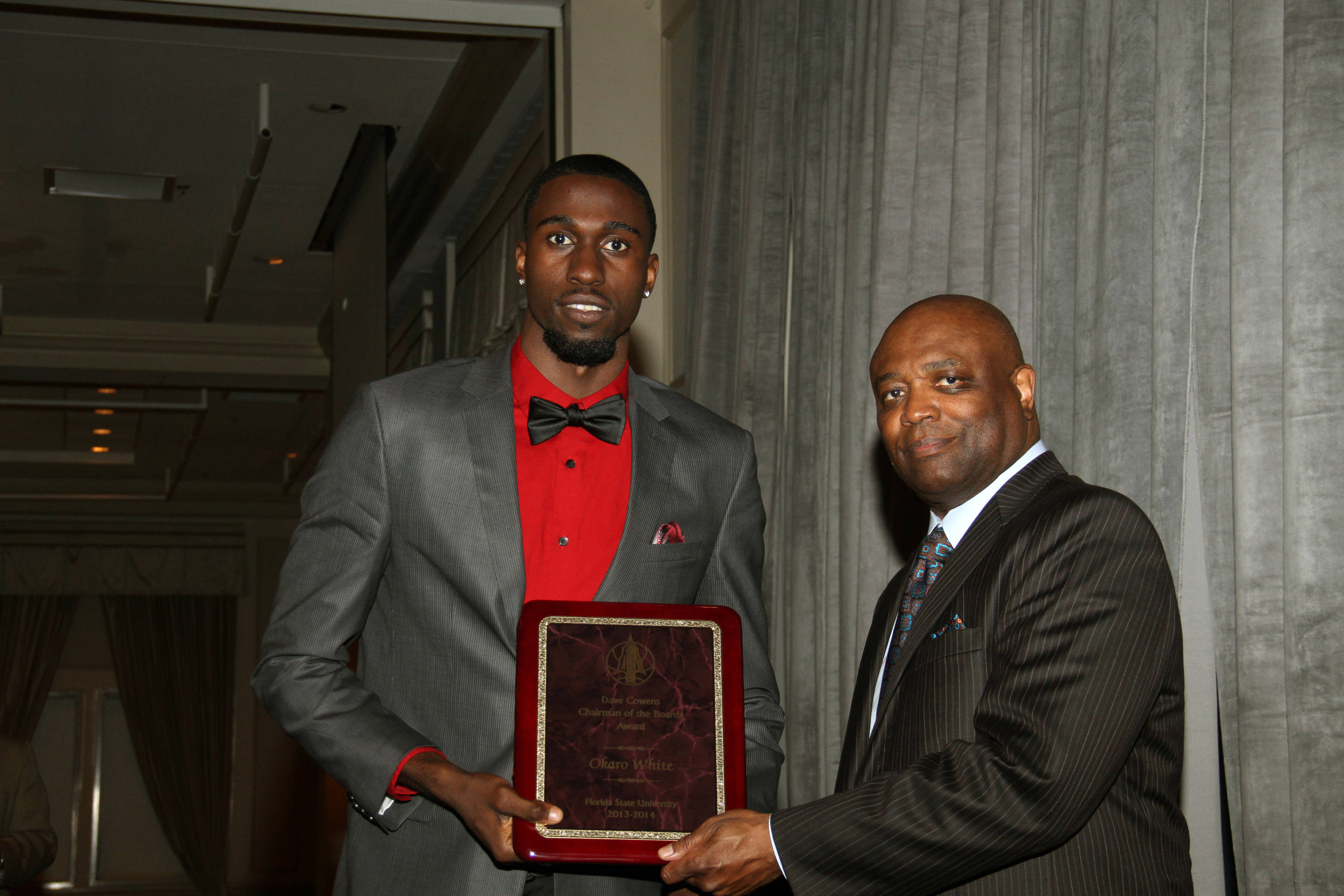 Men's Basketball Banquet held at the University Center Club.