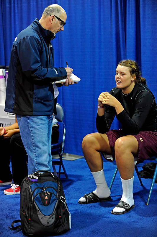 Sept. 3 ... Florida State women's basketball was chronicled last season by ESPN.com as they made their way to the Elite Eight in the NCAA Tournament.